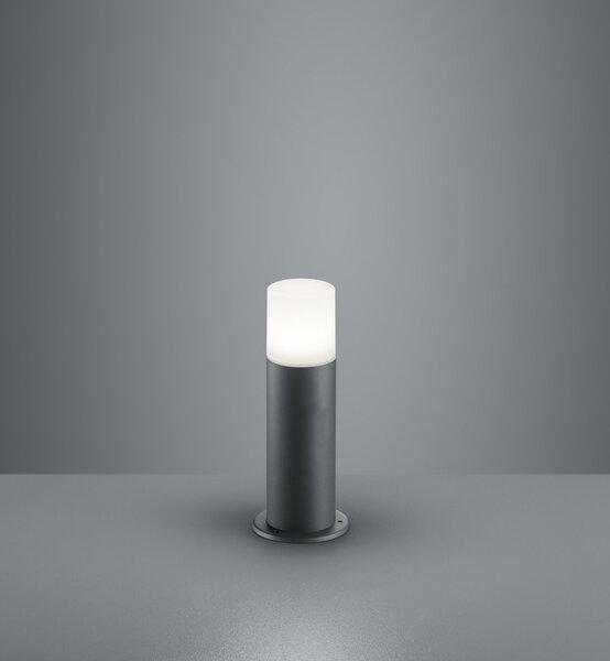Wege-Außenleuchte Trio Leuchten Metall anthrazit ca. 12 cm x 30 cm x 12 cm