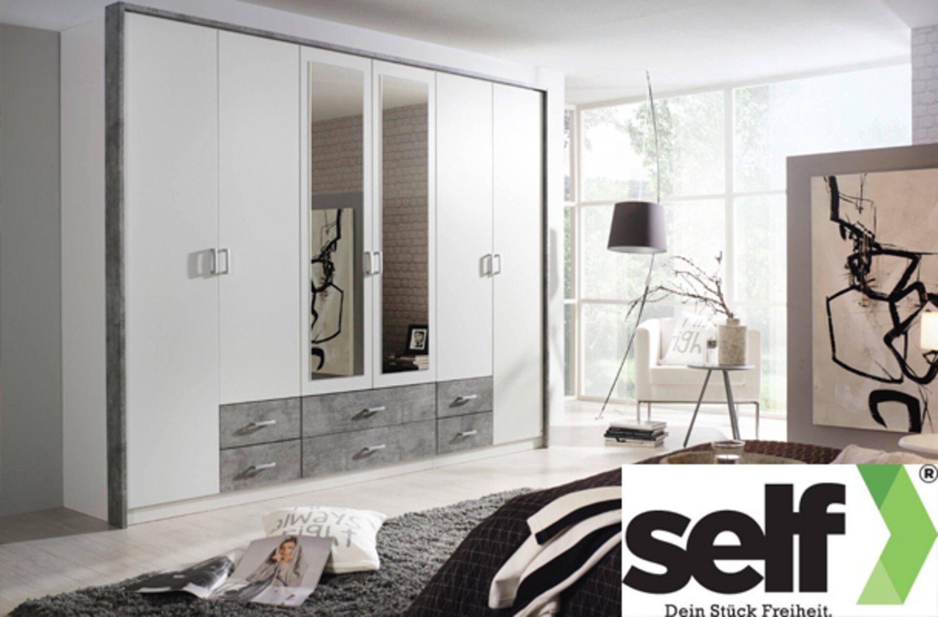 Self, Möbel Inhofer, Schlafzimmer, Schrank, Spiegelschrank, Schlafen