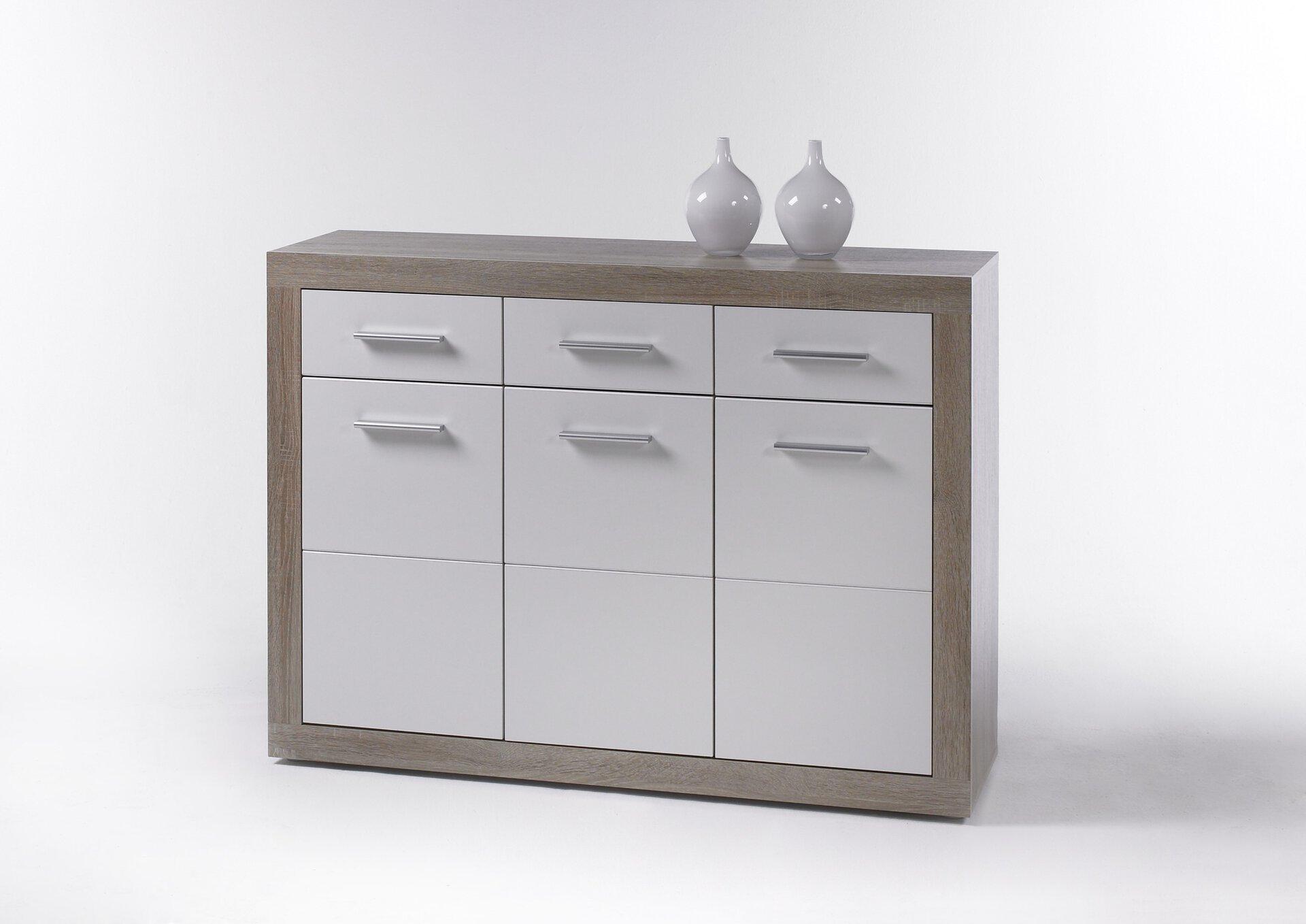 Kommode CAN CAN 2 inbuy Holzwerkstoff 38 x 88 x 117 cm