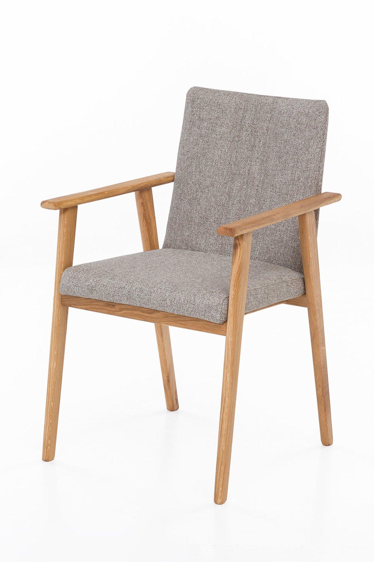 Stuhl BALDIN Vito Textil 57 x 86 x 56 cm