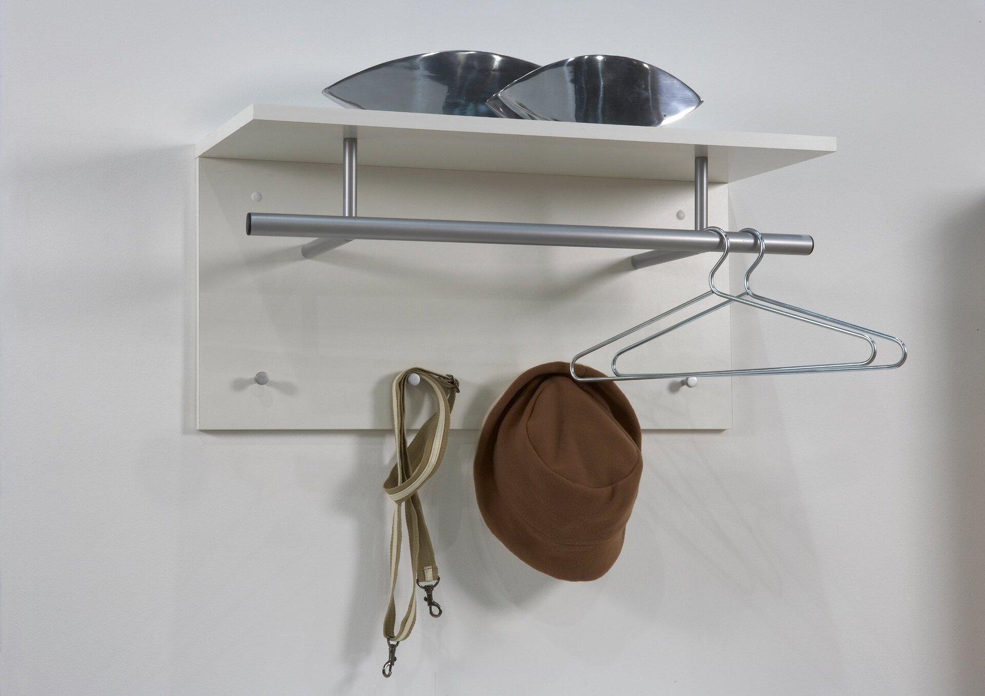 Garderobenpaneel inDoor Holzwerkstoff 1 cm