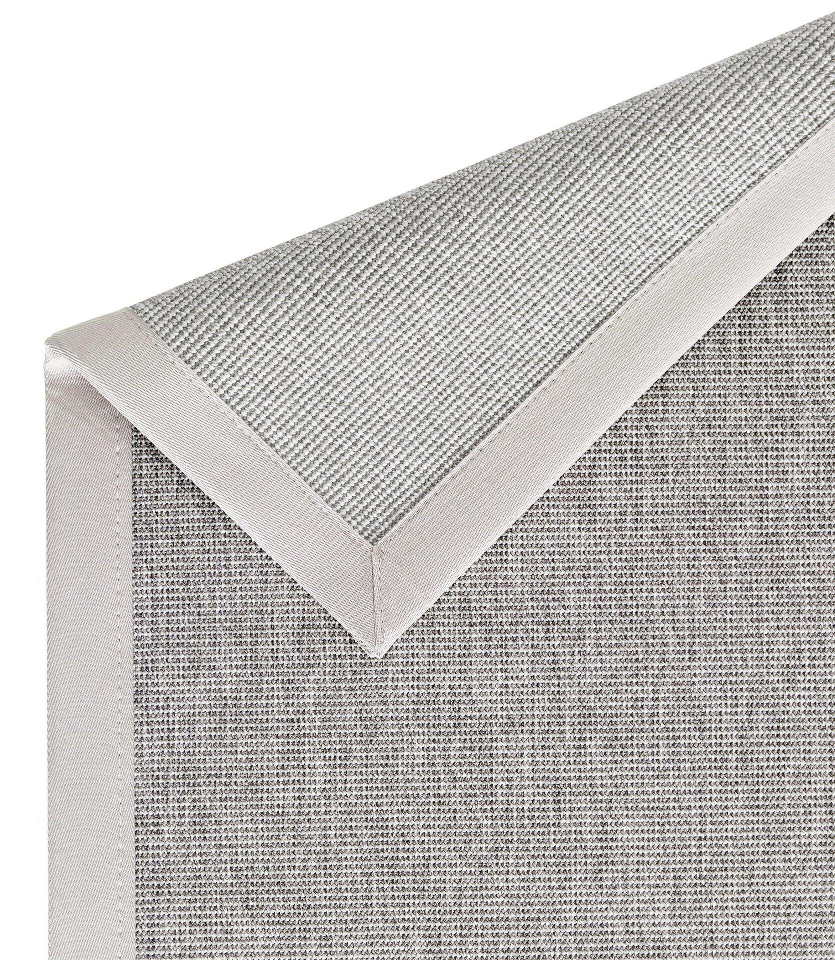 Outdoorteppich Naturino Rips DEKOWE Textil silber