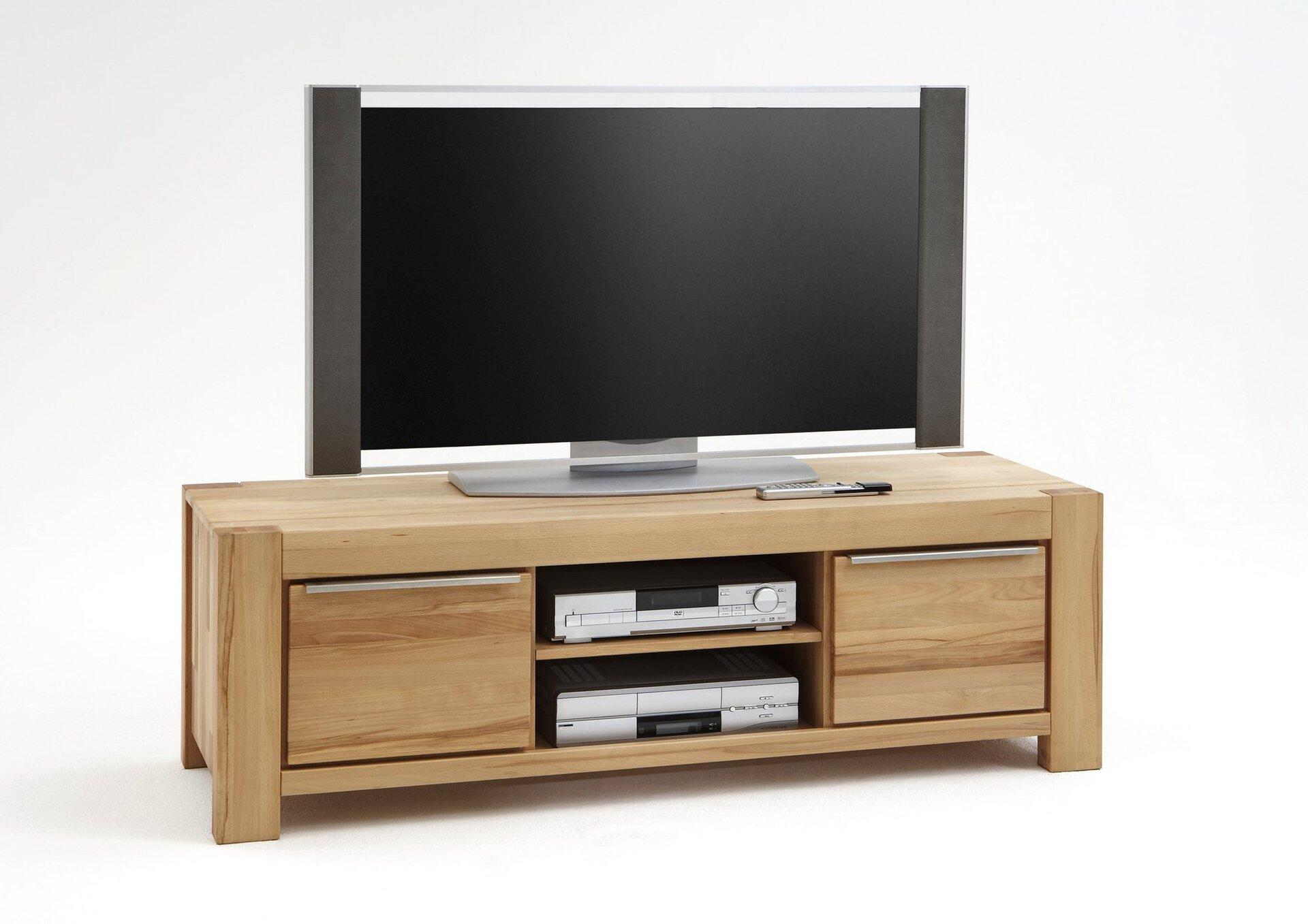 Kommode NENA CELECT Holzwerkstoff braun 50 x 53 x 155 cm