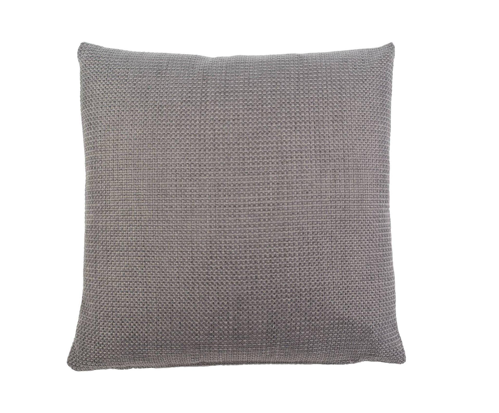 Kissenhülle Dallas Ambiente Trendlife Textil silber 40 x 40 cm
