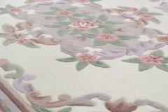 Handtuftteppich Ming