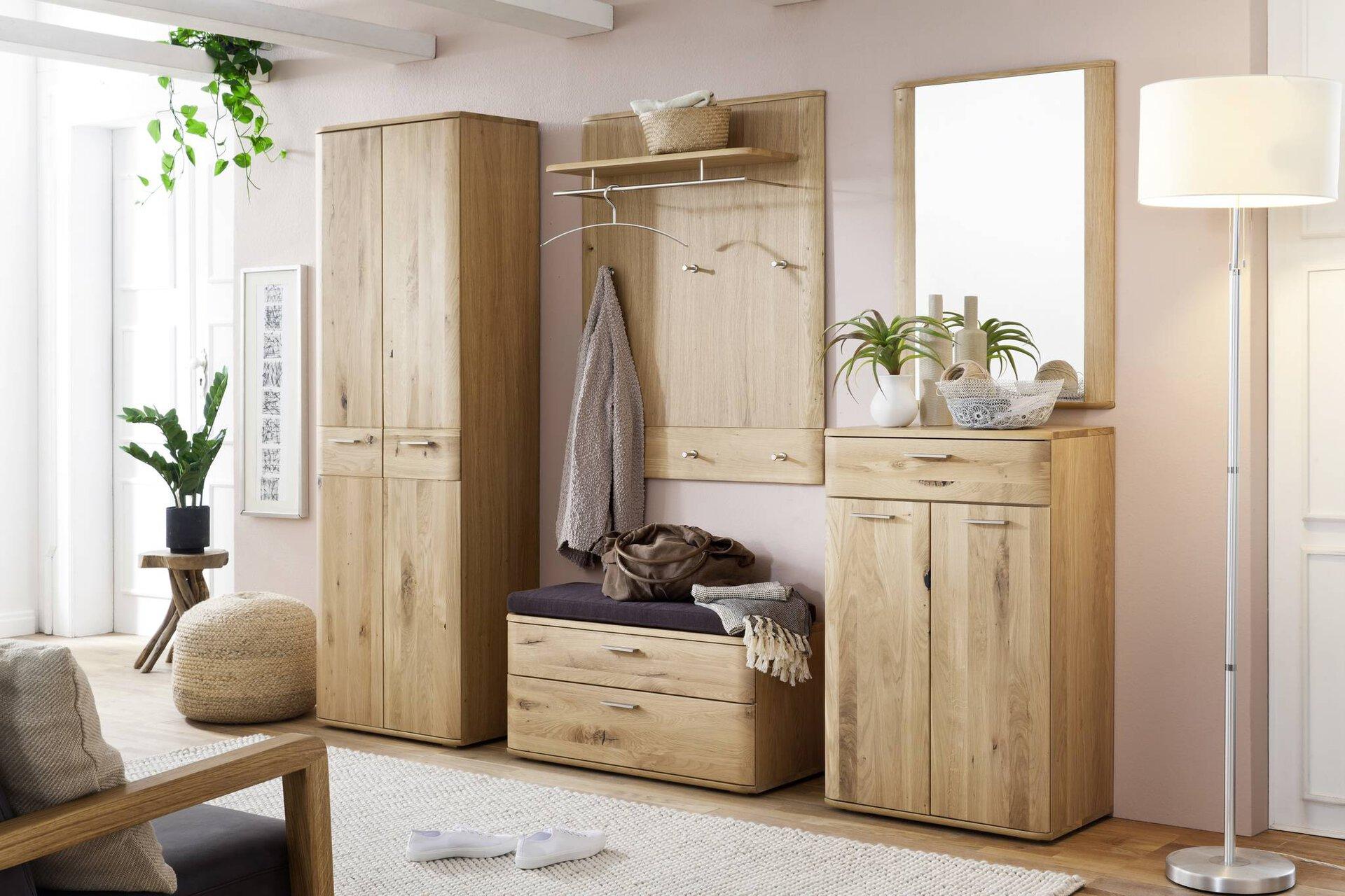 Spiegel NILO MCA furniture Holzwerkstoff 3 x 91 x 65 cm