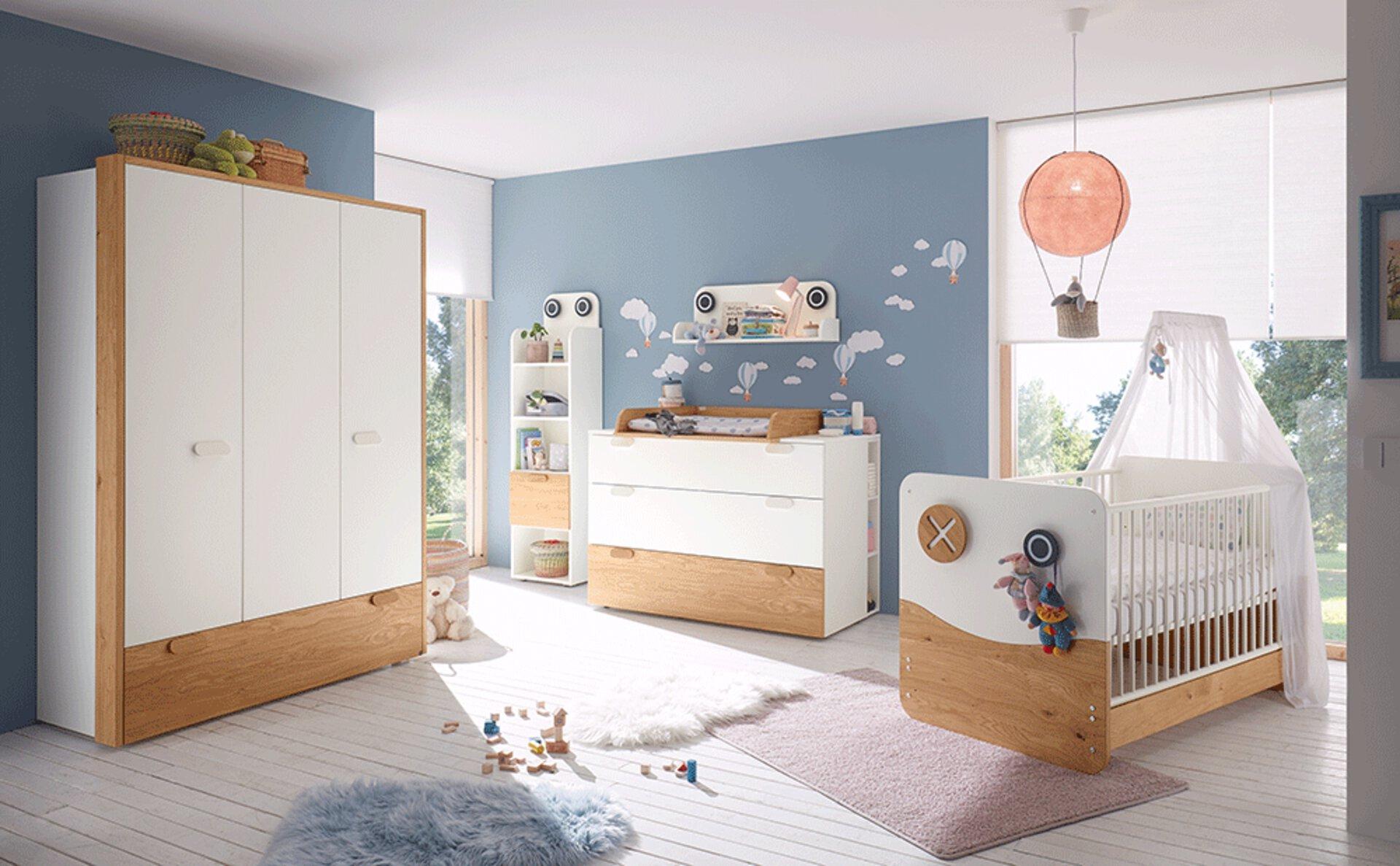 Babyzimmer MINIMO now! by Hülsta Holzwerkstoff 1 x 1 x 1 cm