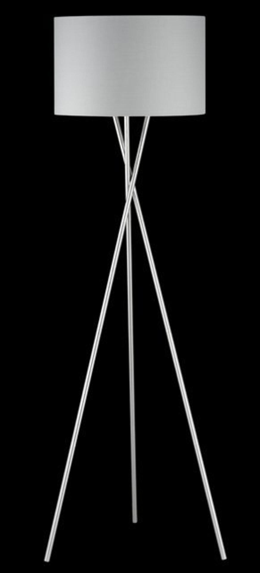 Stehleuchte Wotan Fischer-Honsel Metall 45 x 160 x 45 cm