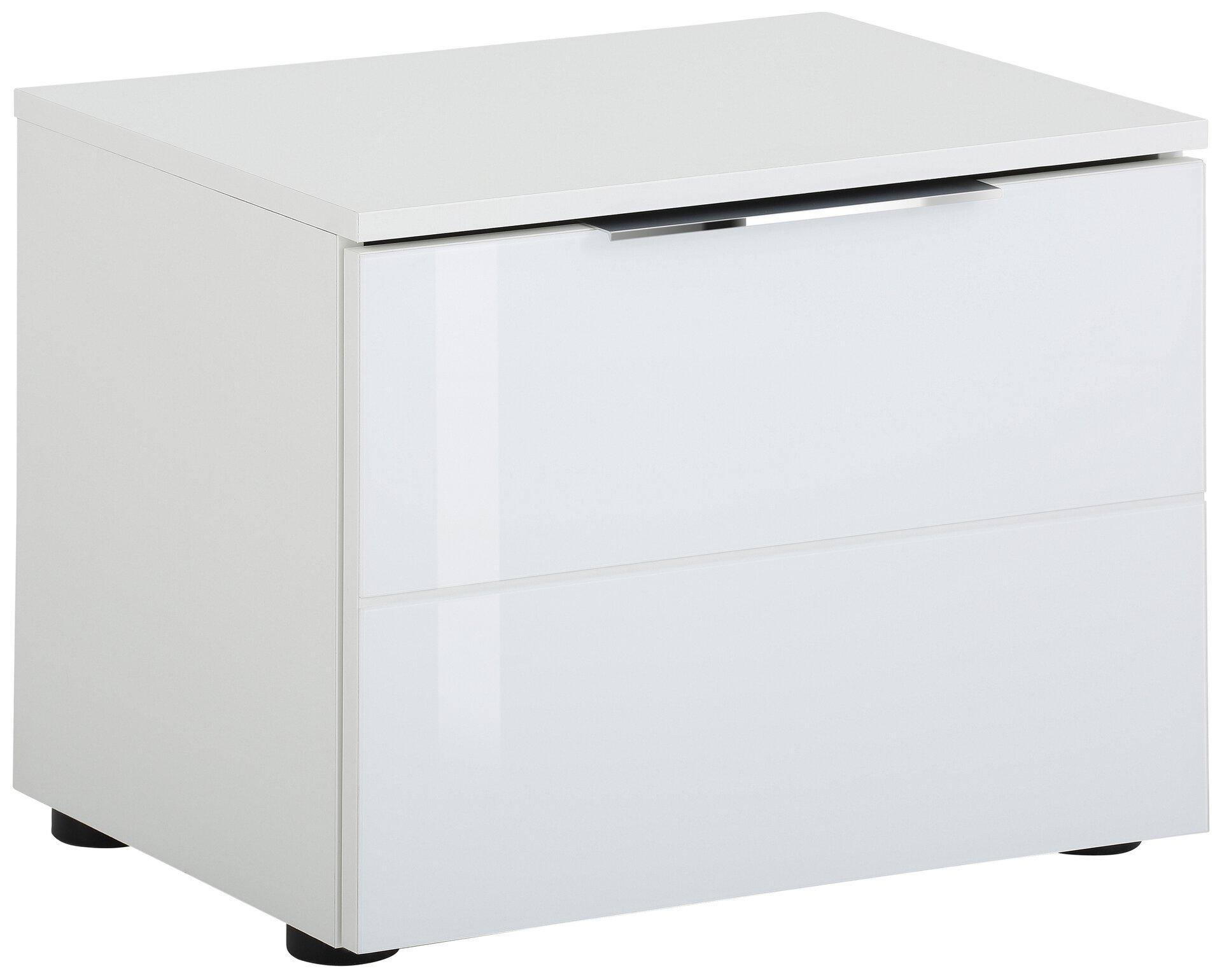 Garderobenbank SWAG Vito Holzwerkstoff weiß 37 x 39 x 49 cm