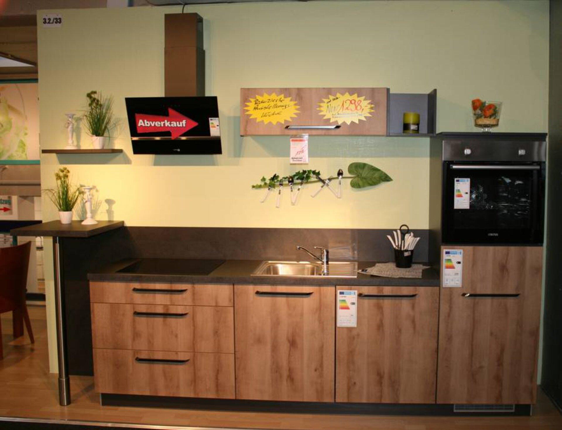 Küchenzeile PN100