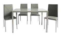Tisch- und Eckbankgruppe