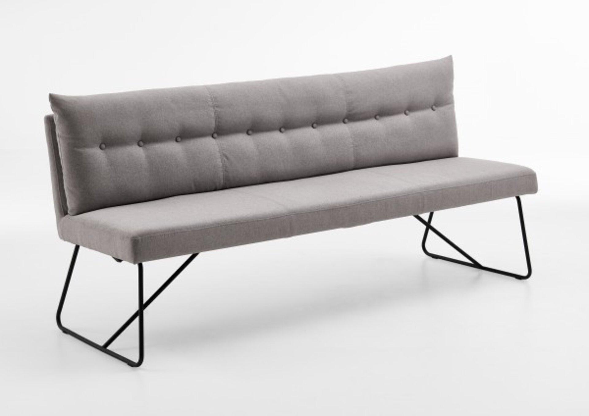 Sitzbank NUBUS VALMONDO Textil 63 x 90 x 180 cm