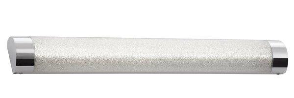 Bad-Wandleuchte Briloner Metall chrom ca. 9 cm x 5 cm x 62 cm