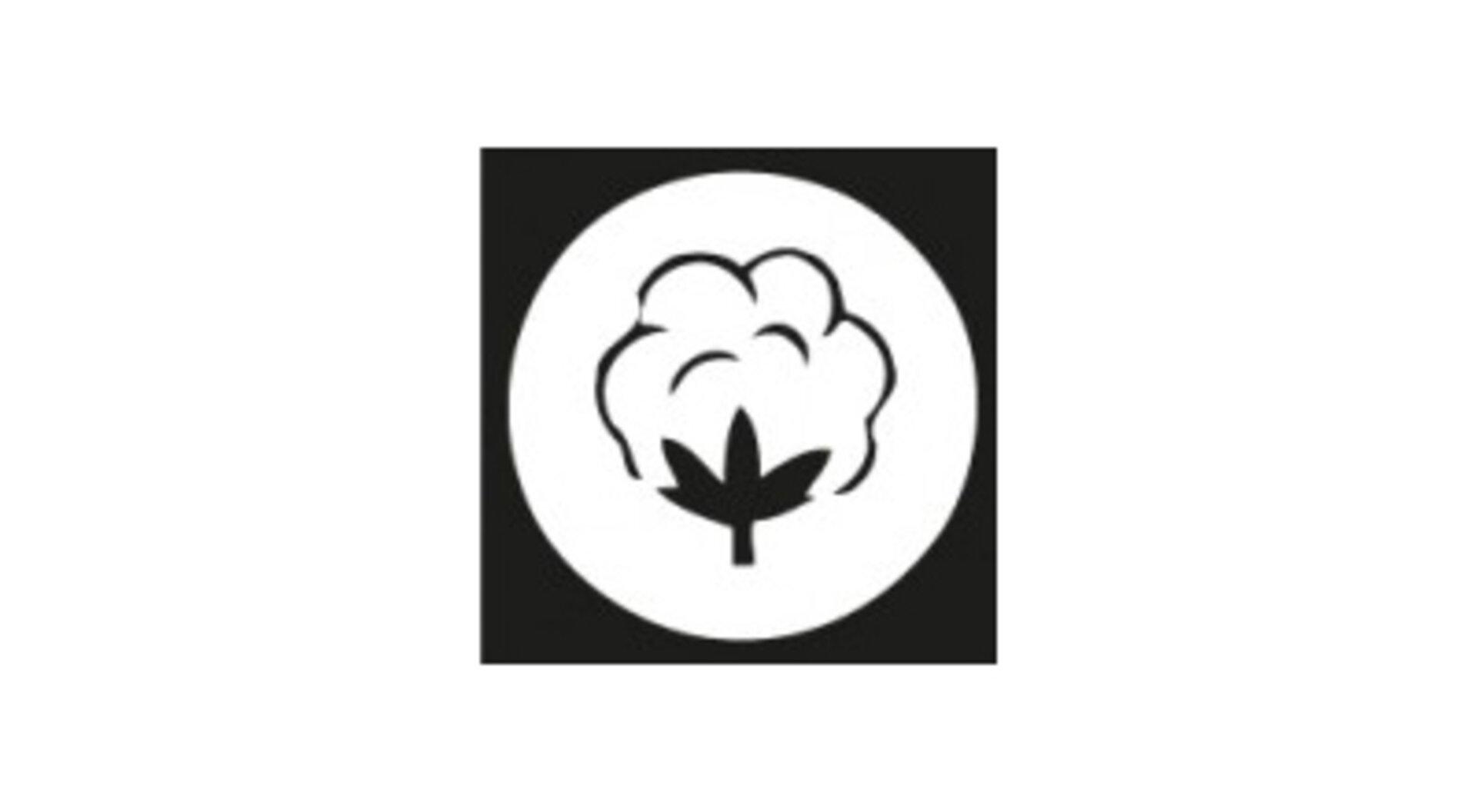 Symbol für Baumwolle
