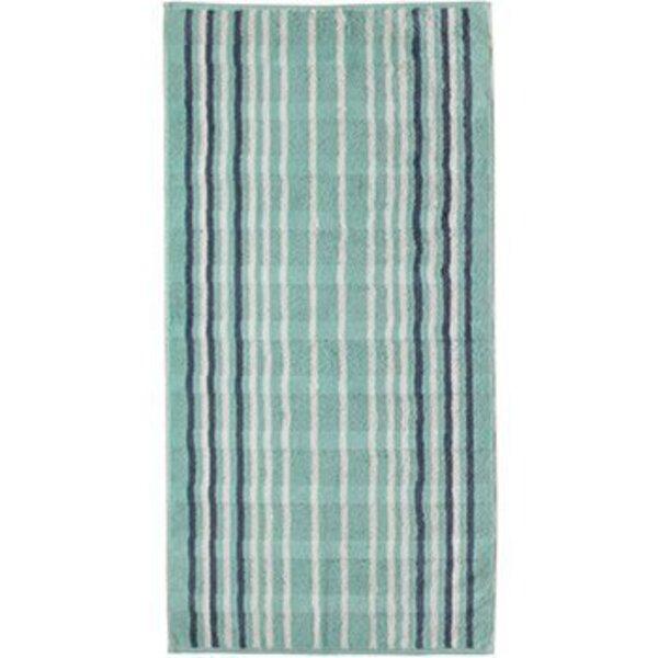 Handtuch Cawö Textil 44 seegrün
