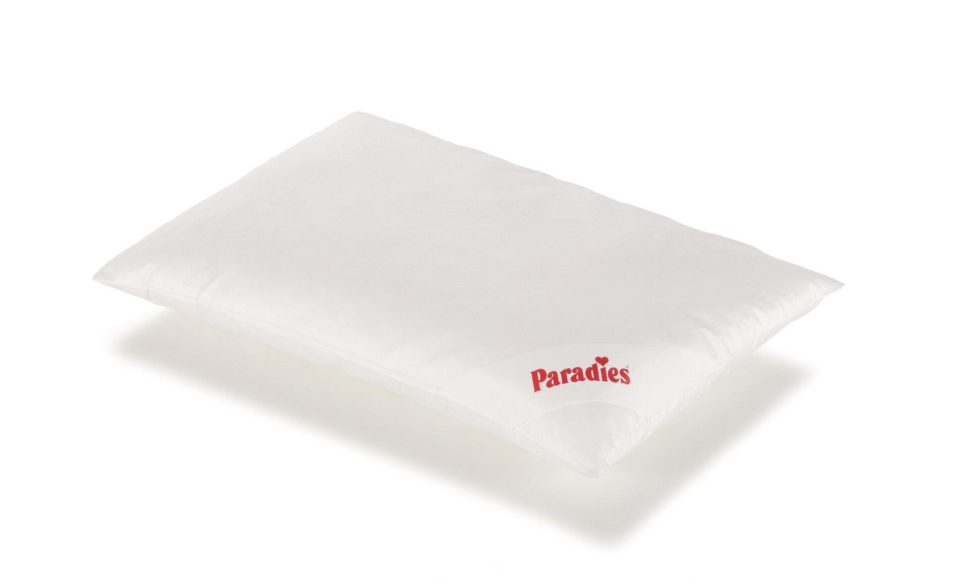 Winterdaunendecke Galia 90 winterwarm Paradies Textil weiß 135 x 200 cm