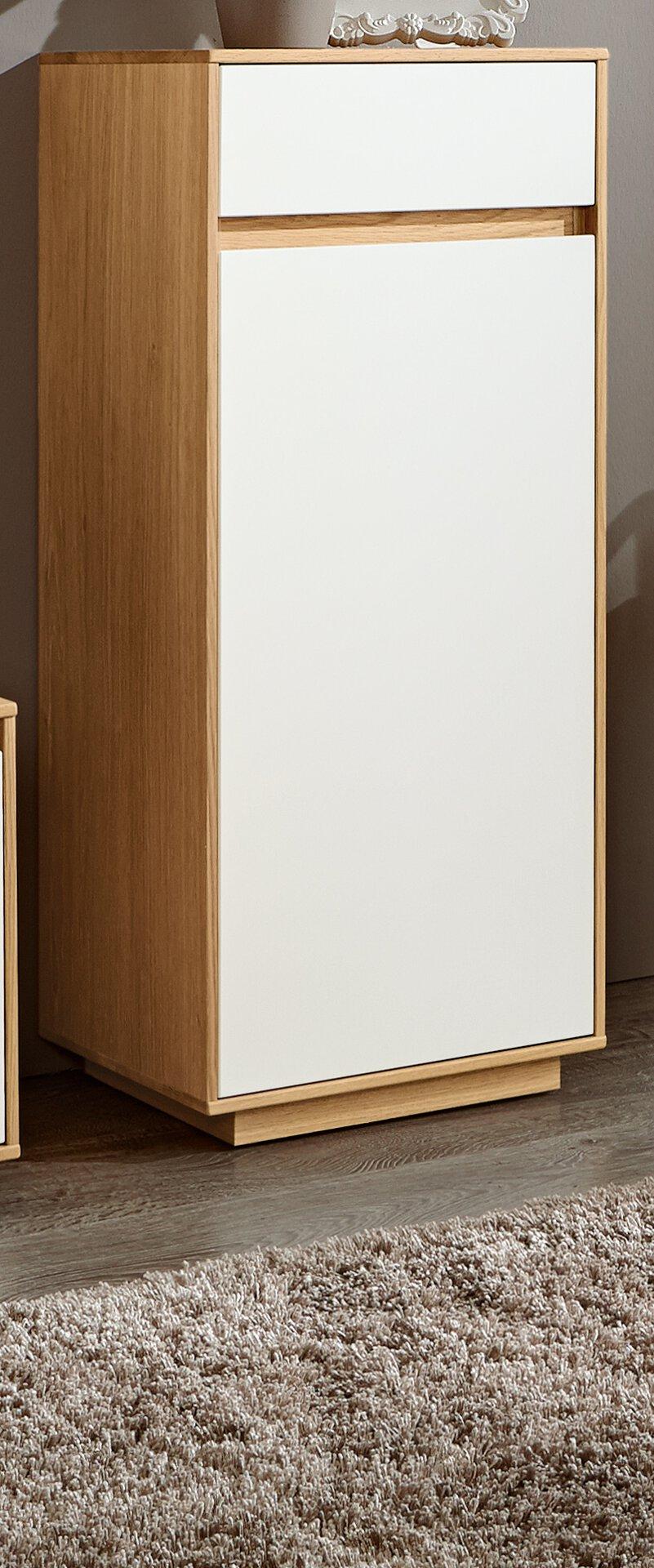Garderobenschrank V100 Voss Möbel Holzwerkstoff mehrfarbig 37 x 103 x 44 cm