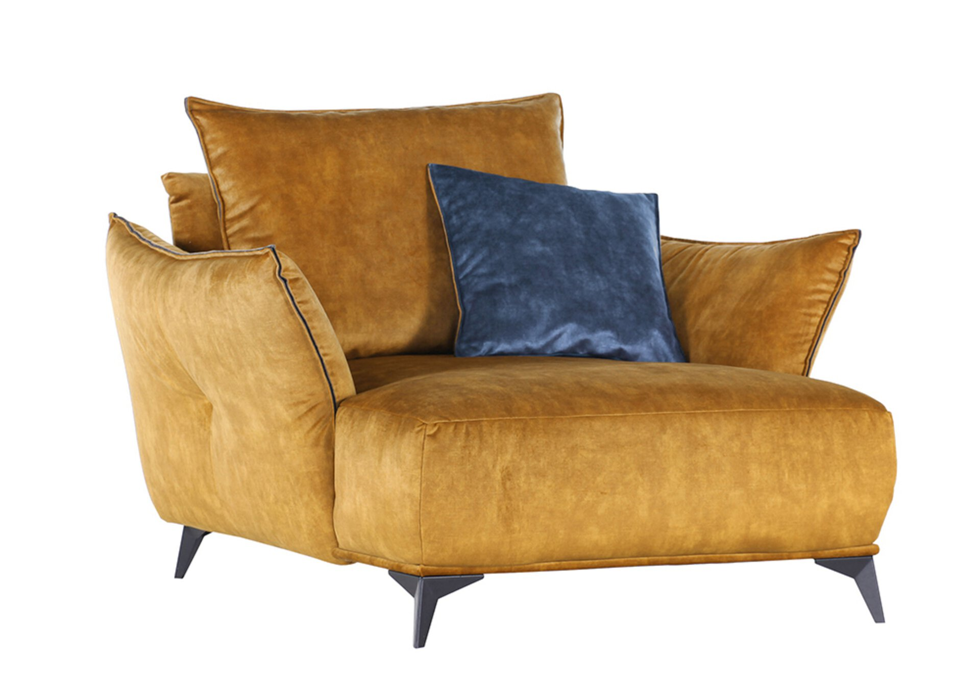 Einzelsessel ENJOY Gutmann Factory Textil 134 x 84 x 125 cm