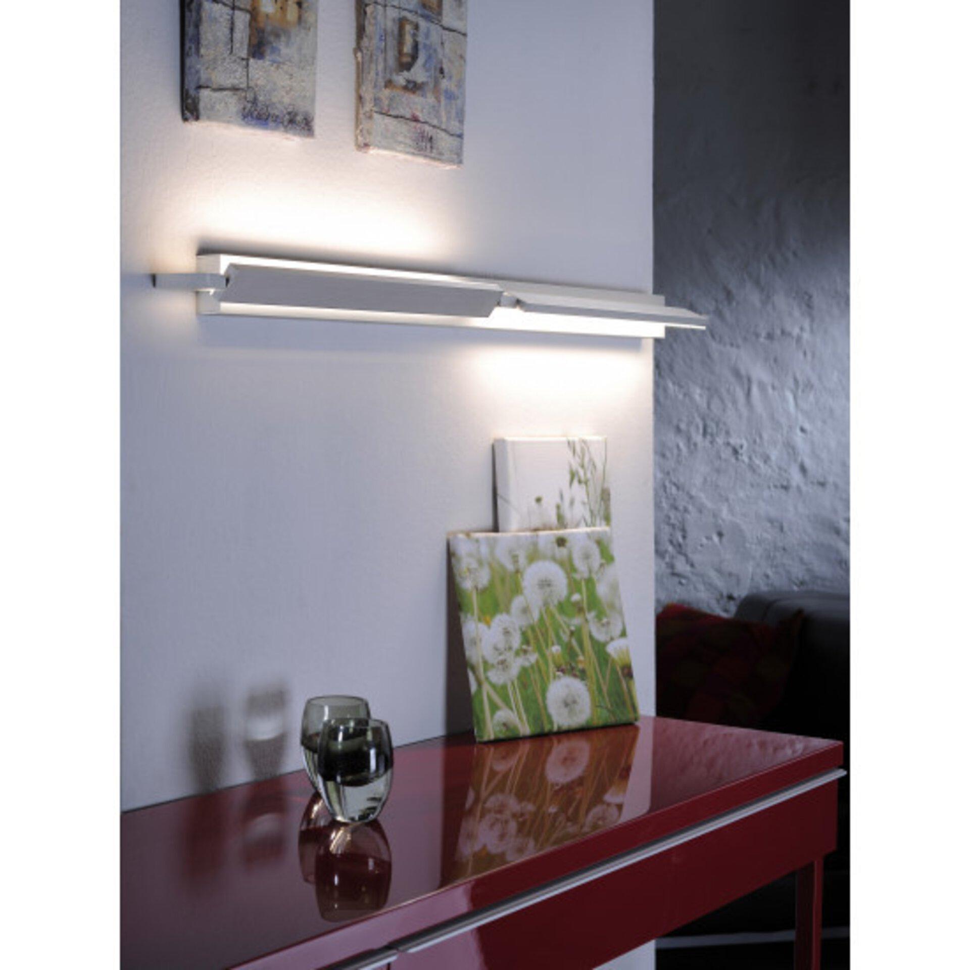 Smart-Home-Leuchten Q-MATTEO Paul Neuhaus Metall 6 x 10 x 103 cm