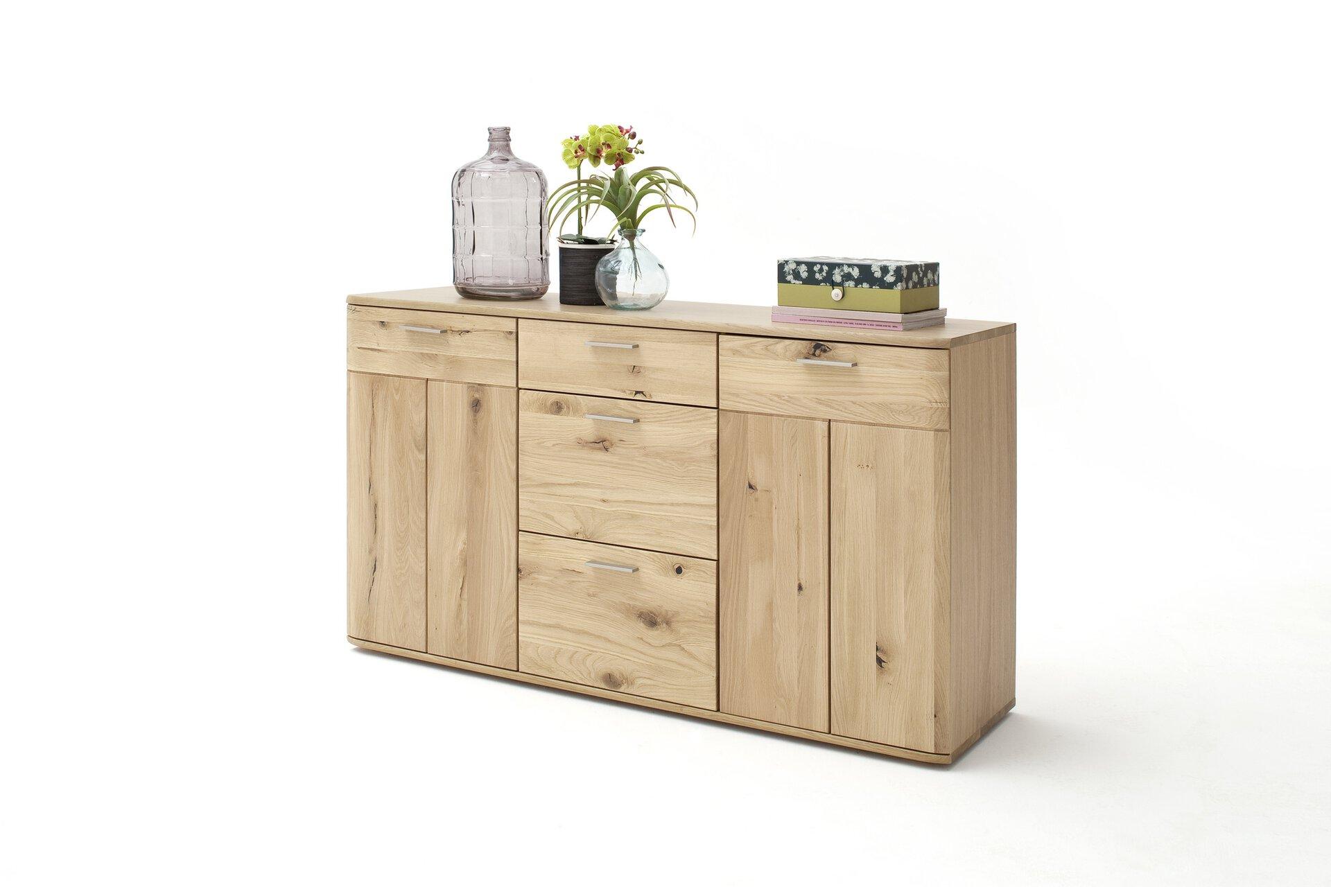 Kommode NILO MCA furniture Holzwerkstoff mehrfarbig