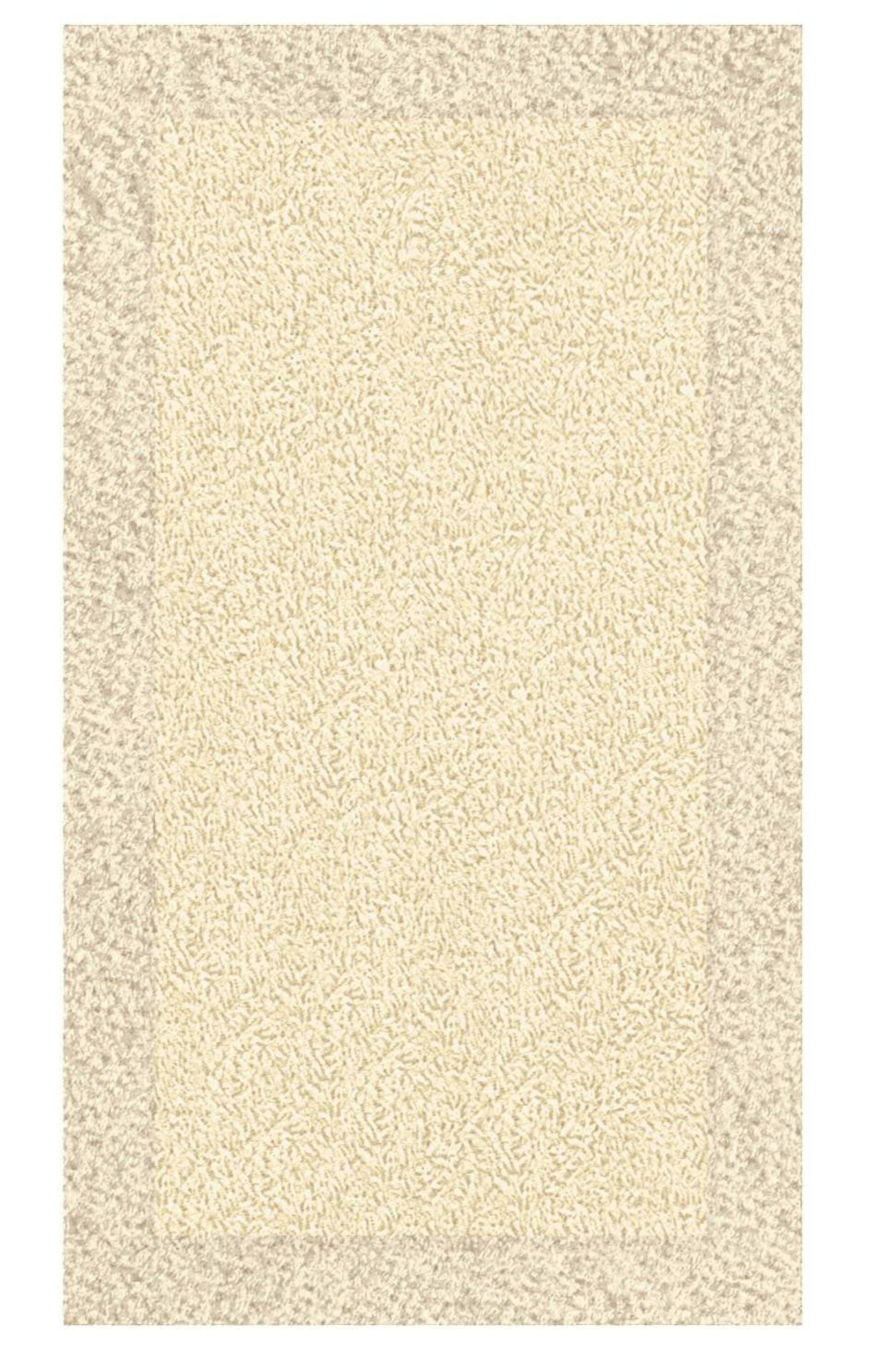 Badteppich Cotone Meusch Textil 50 x 2 x 50 cm