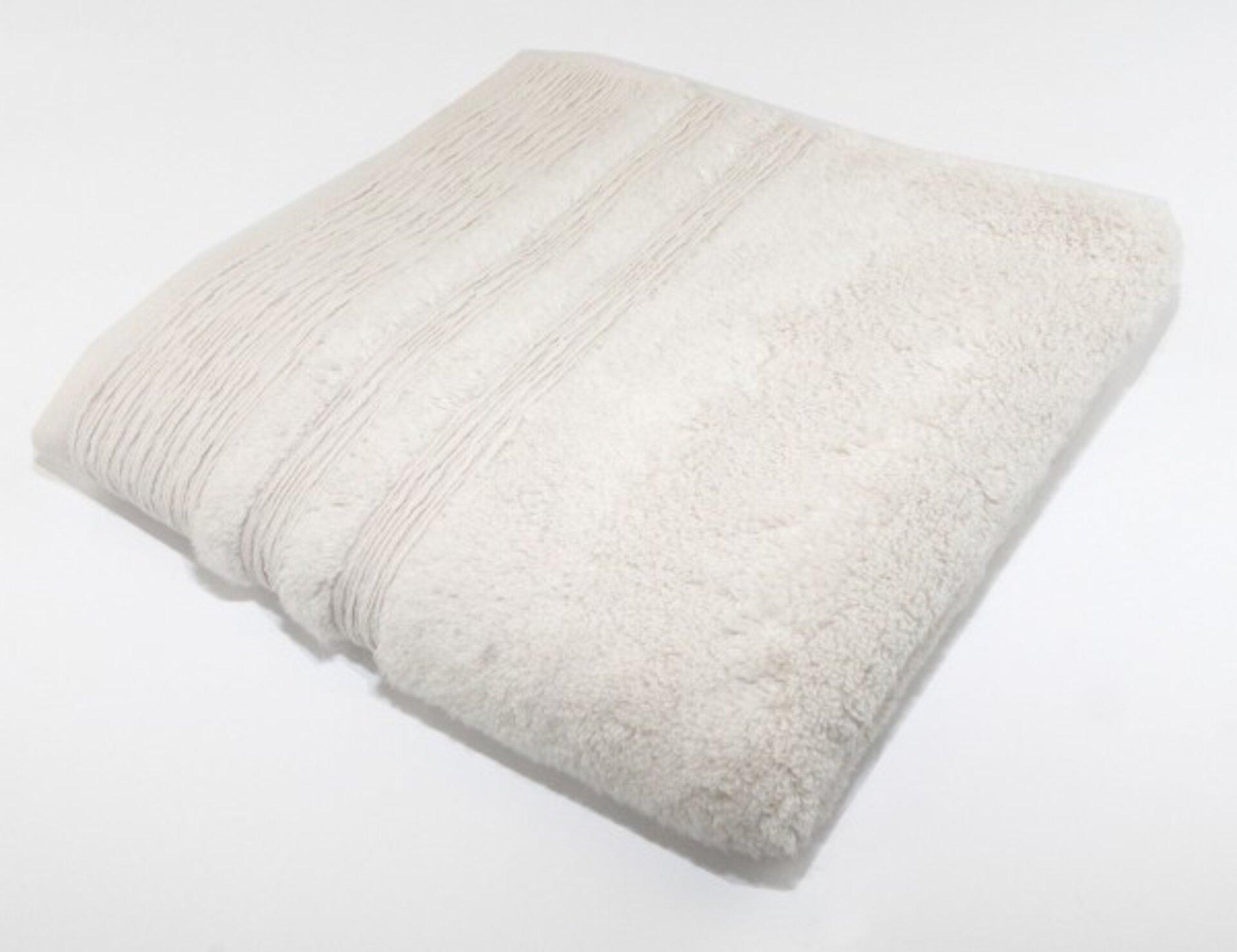 Badetuch Organic Kenborg Textil beige 100 x 150 cm