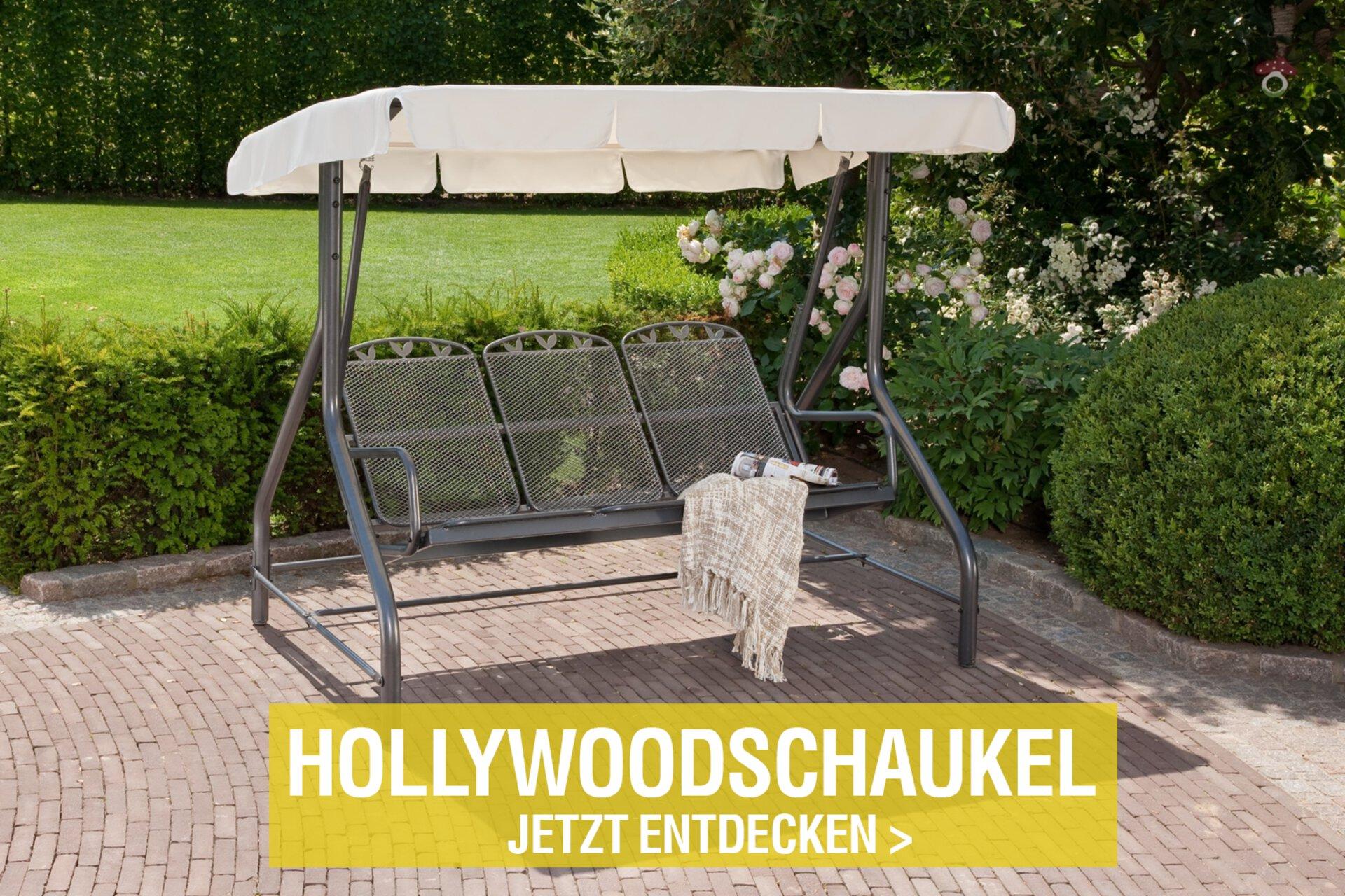 Titelbild Hollywoodschaukel