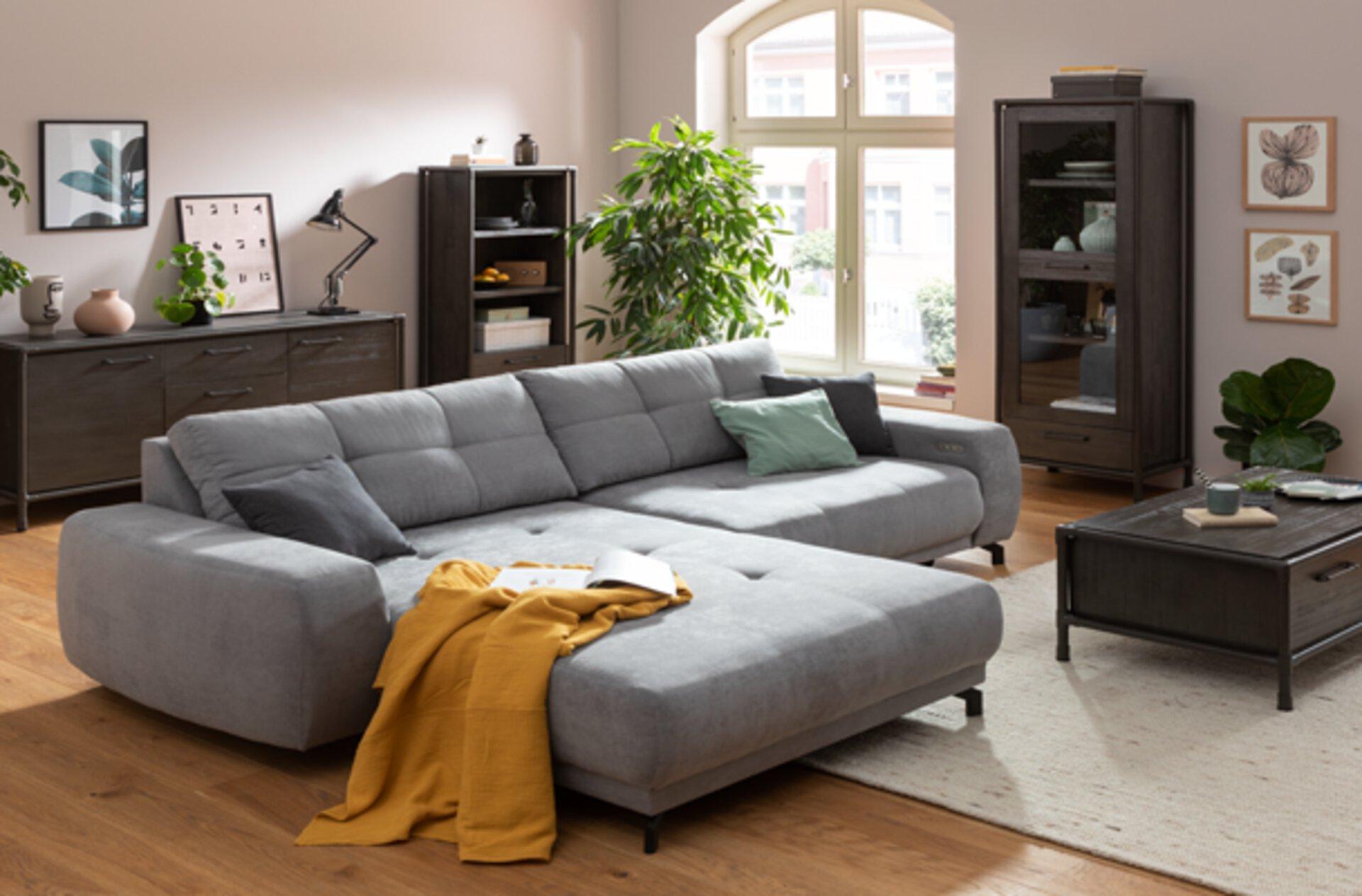 Self, Möbel Inhofer, Sofa, Couch, Wohnen, Wohnzimmer