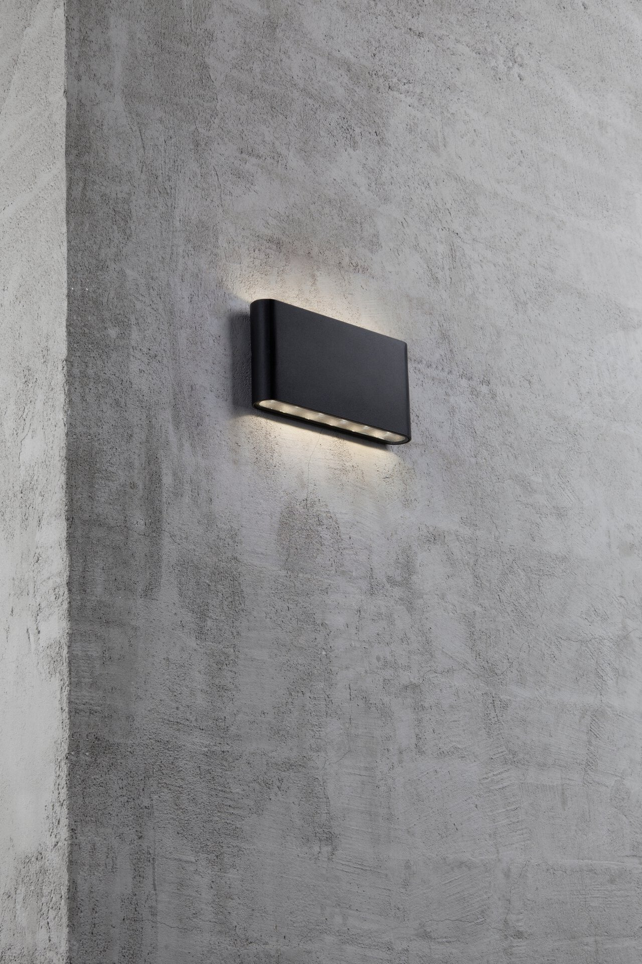 Wand-Aussenleuchte KINVER Nordlux Metall 3 x 9 x 17 cm