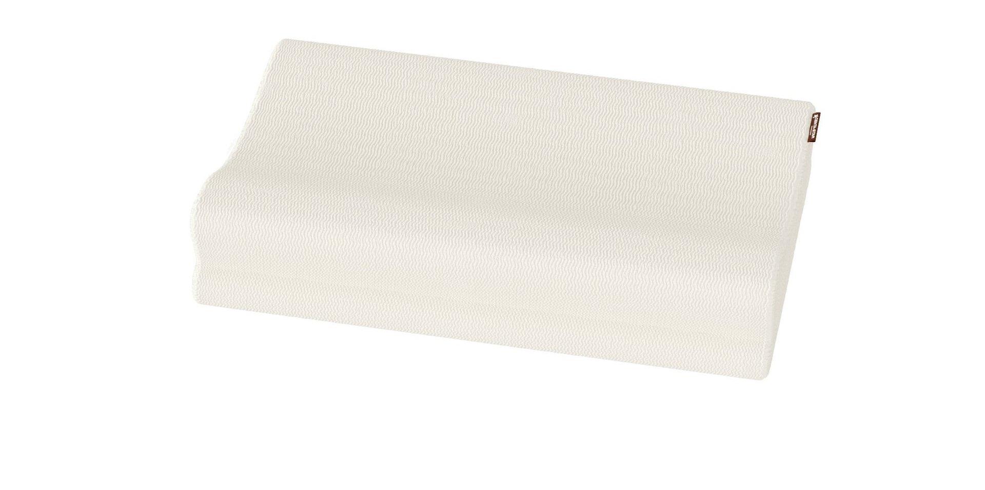 Nackenstützkissen NECKPROTECT Ultra Centa-Star Textil weiß 40 x 60 cm