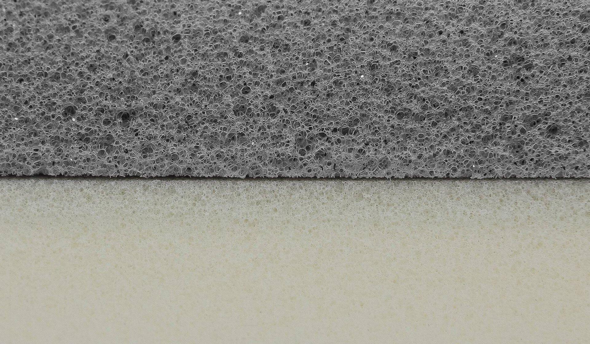 Kissen Diamond Degree Kissen Dunlopillo Textil weiß 40 x 10 x 60 cm