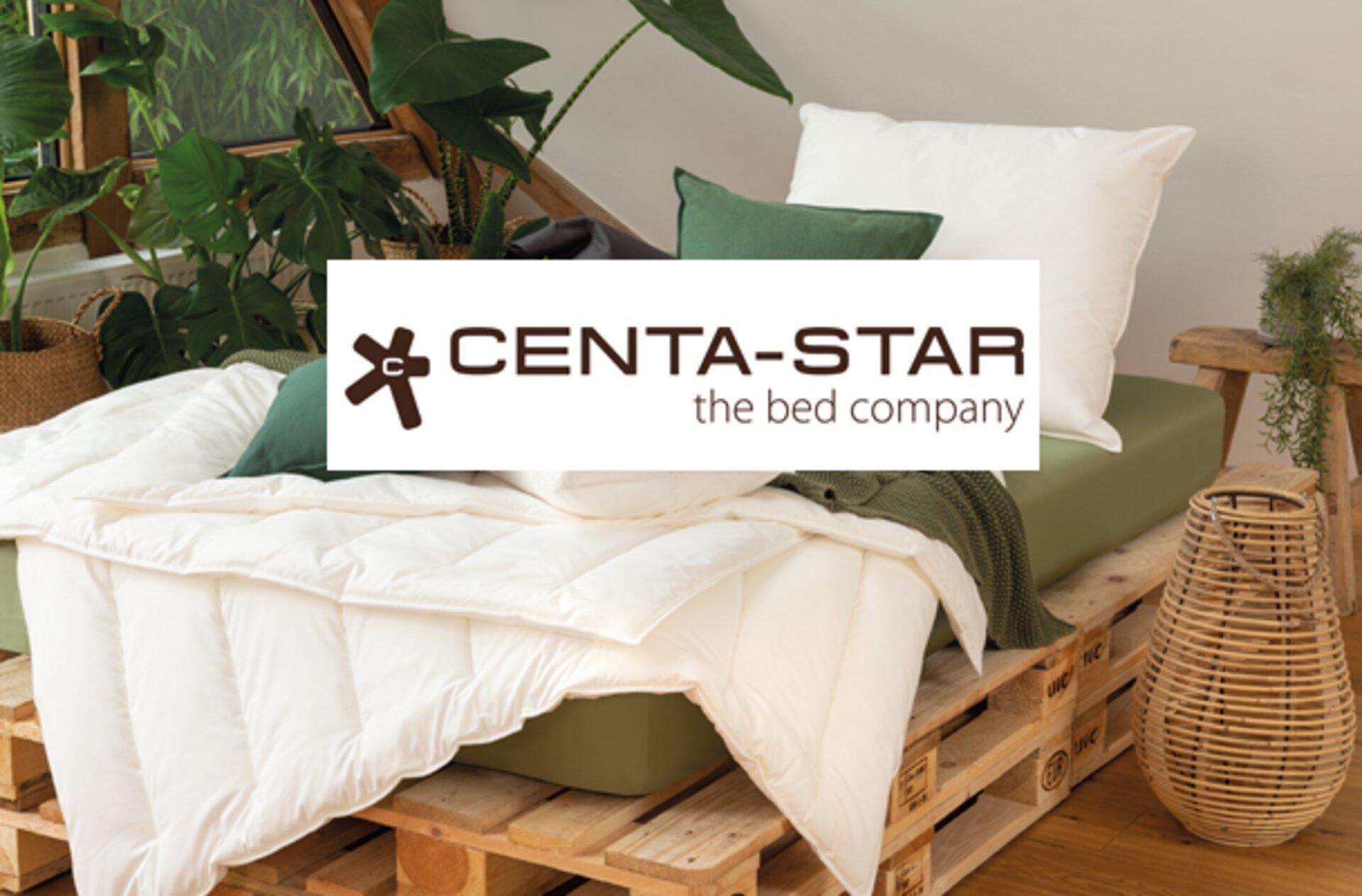 bettwäsche centa-star kopfkissen textilien schlafen
