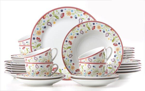 Geschirr Ritzenhoff & Breker Keramik mehrfarbig