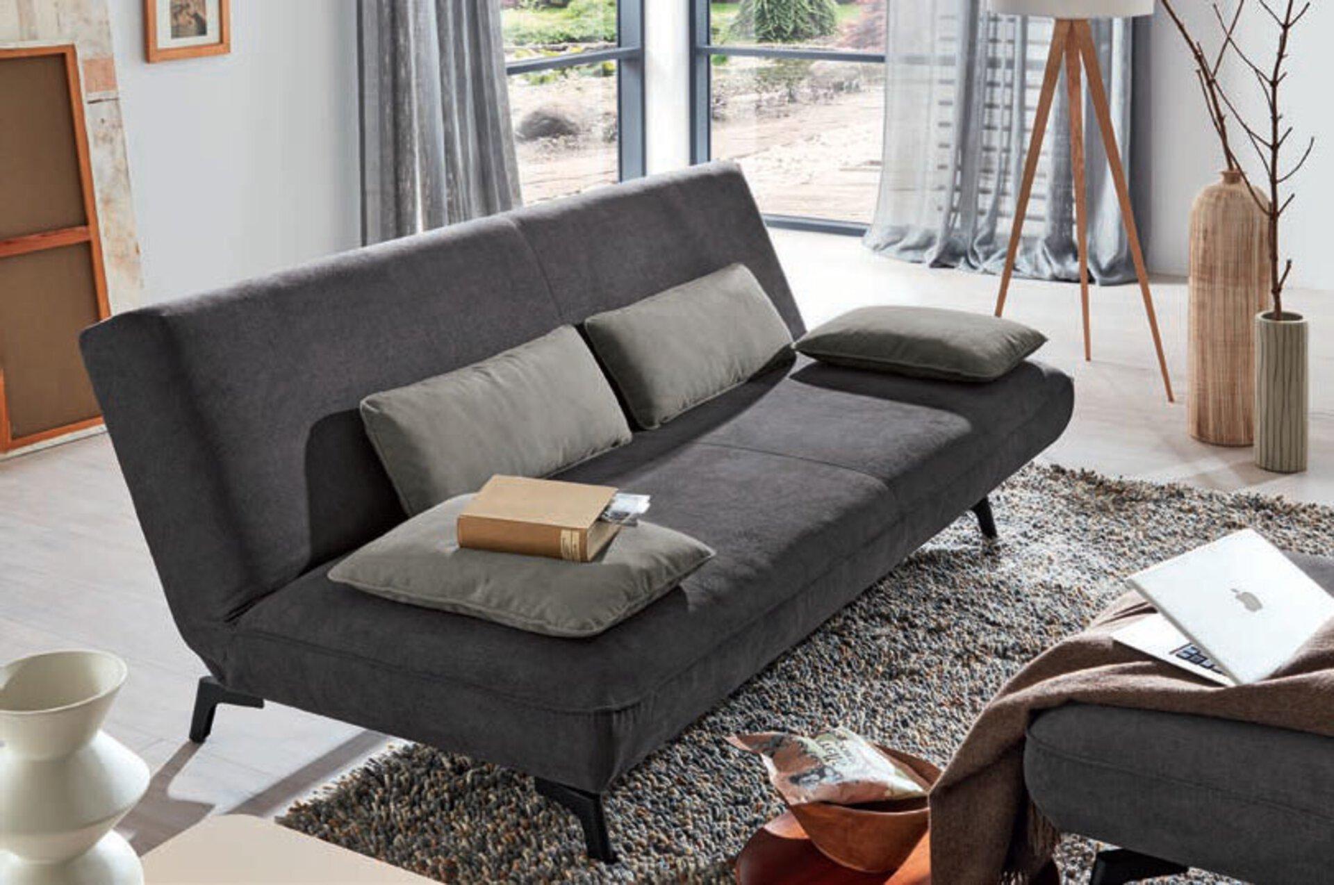 Verwandlungssofa MR 880 Musterring Textil 101 x 88 x 204 cm