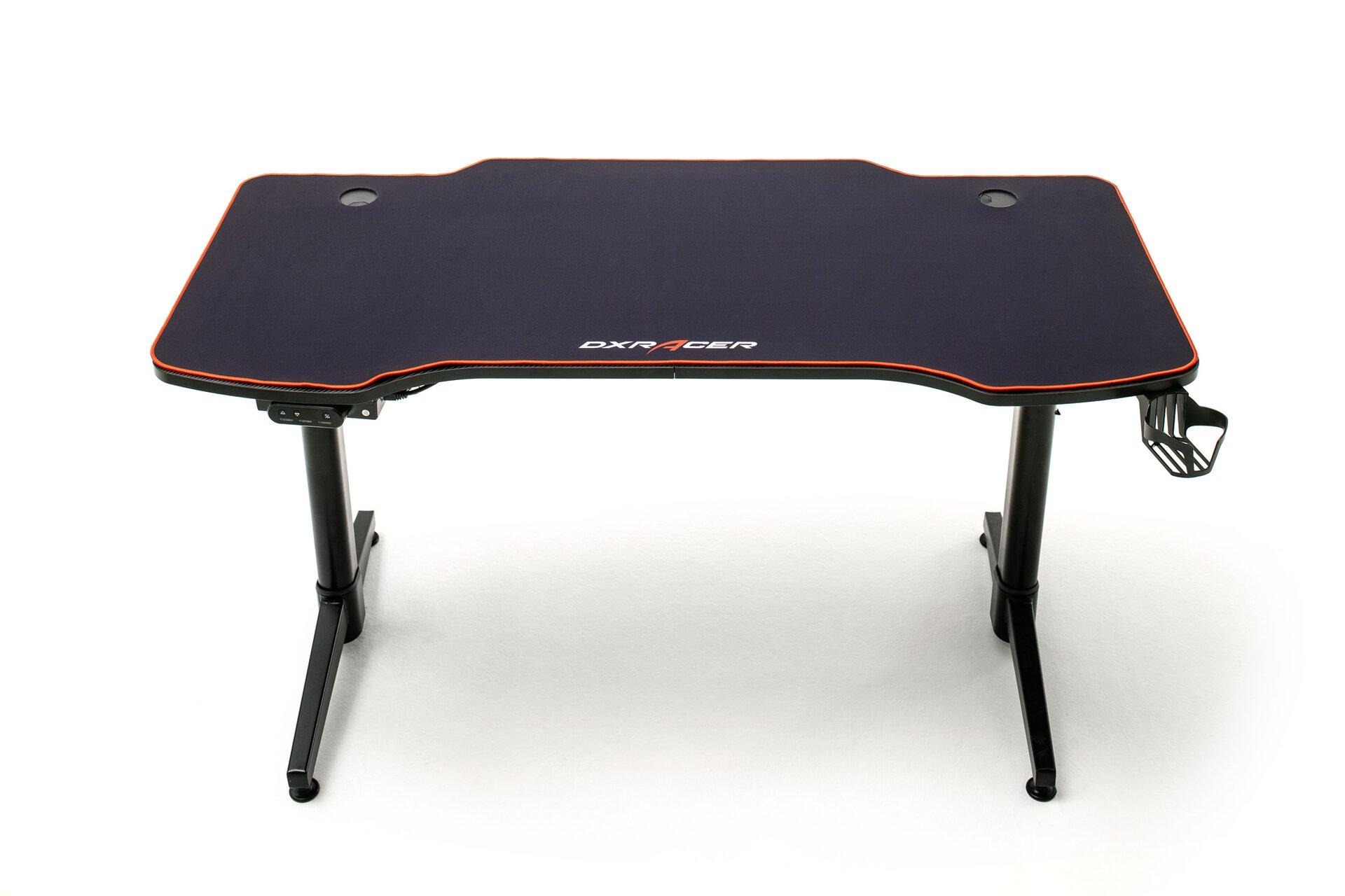 Schreibtisch DX-RACER-DESK MCA furniture Holzwerkstoff 66 x 73 x 140 cm