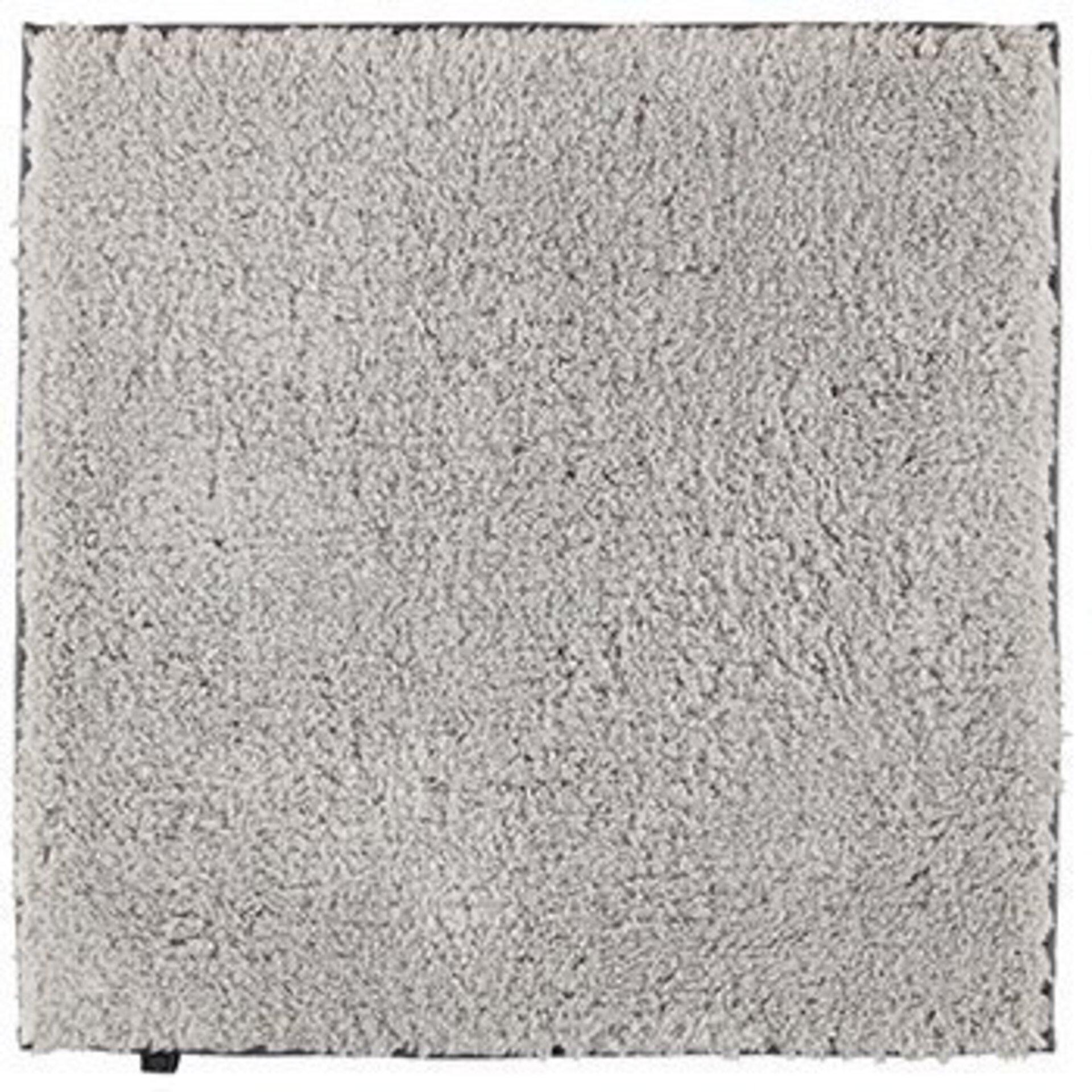 Badteppich Cawö Textil grau