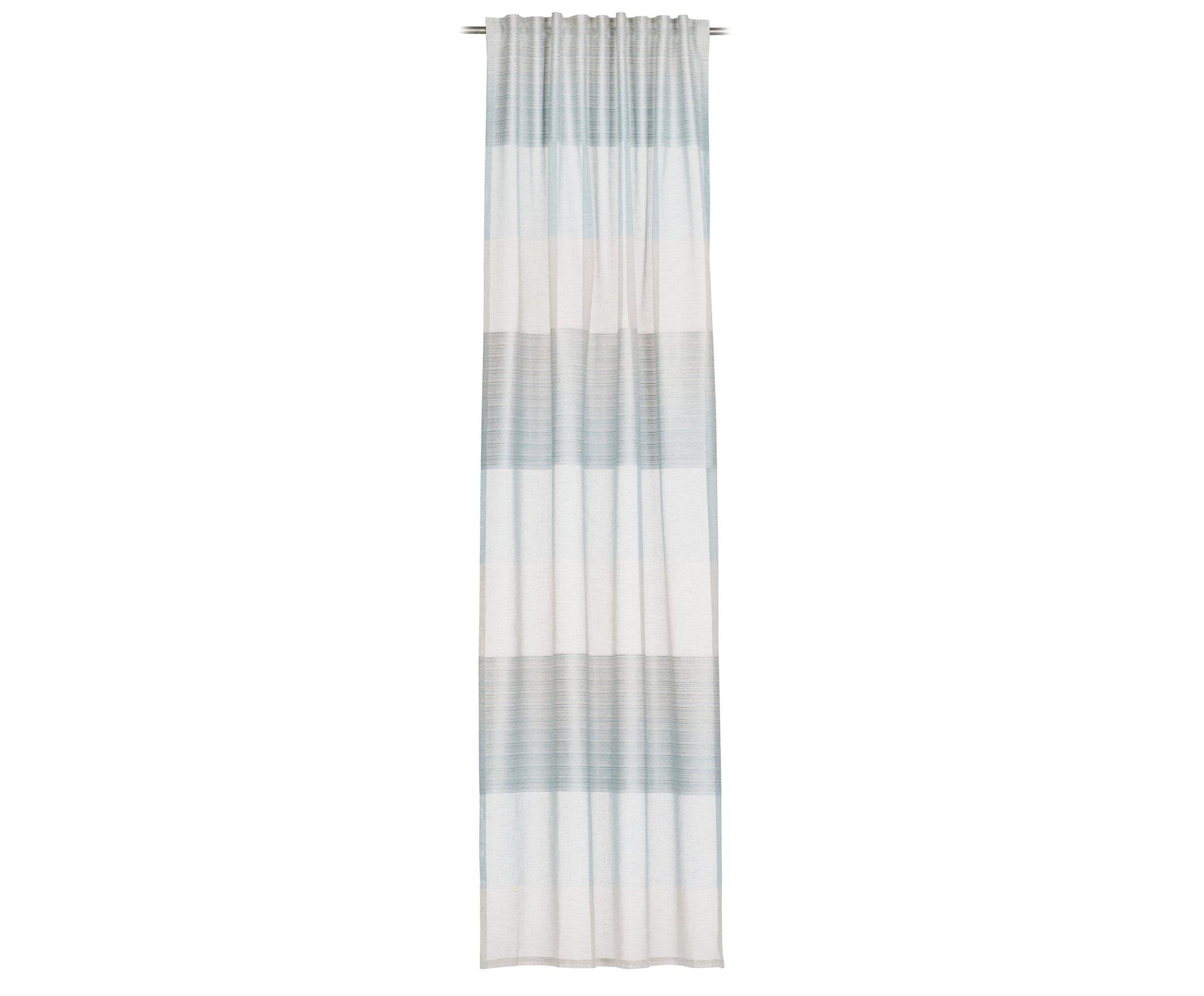 Schlaufenschal Viano Ambiente Trendlife Textil Blau 140 x 245 cm