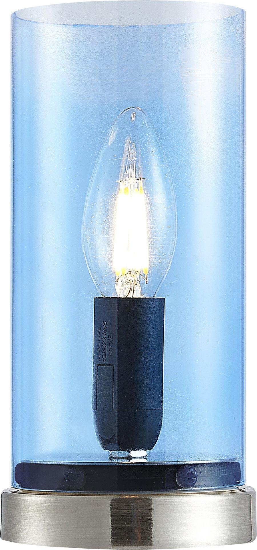 Tischleuchte LAIK Nino Leuchten Glas 9 x 20 x 9 cm
