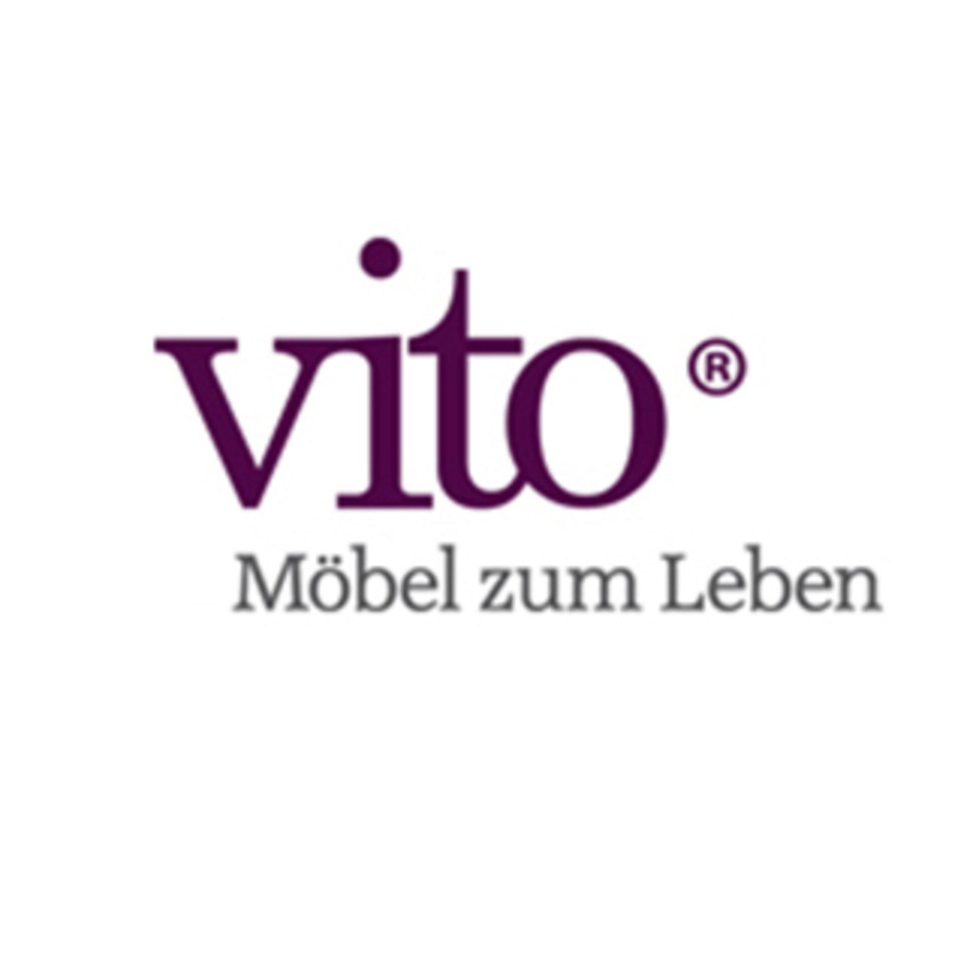 Marken Logo  vito Möbel zum Leben