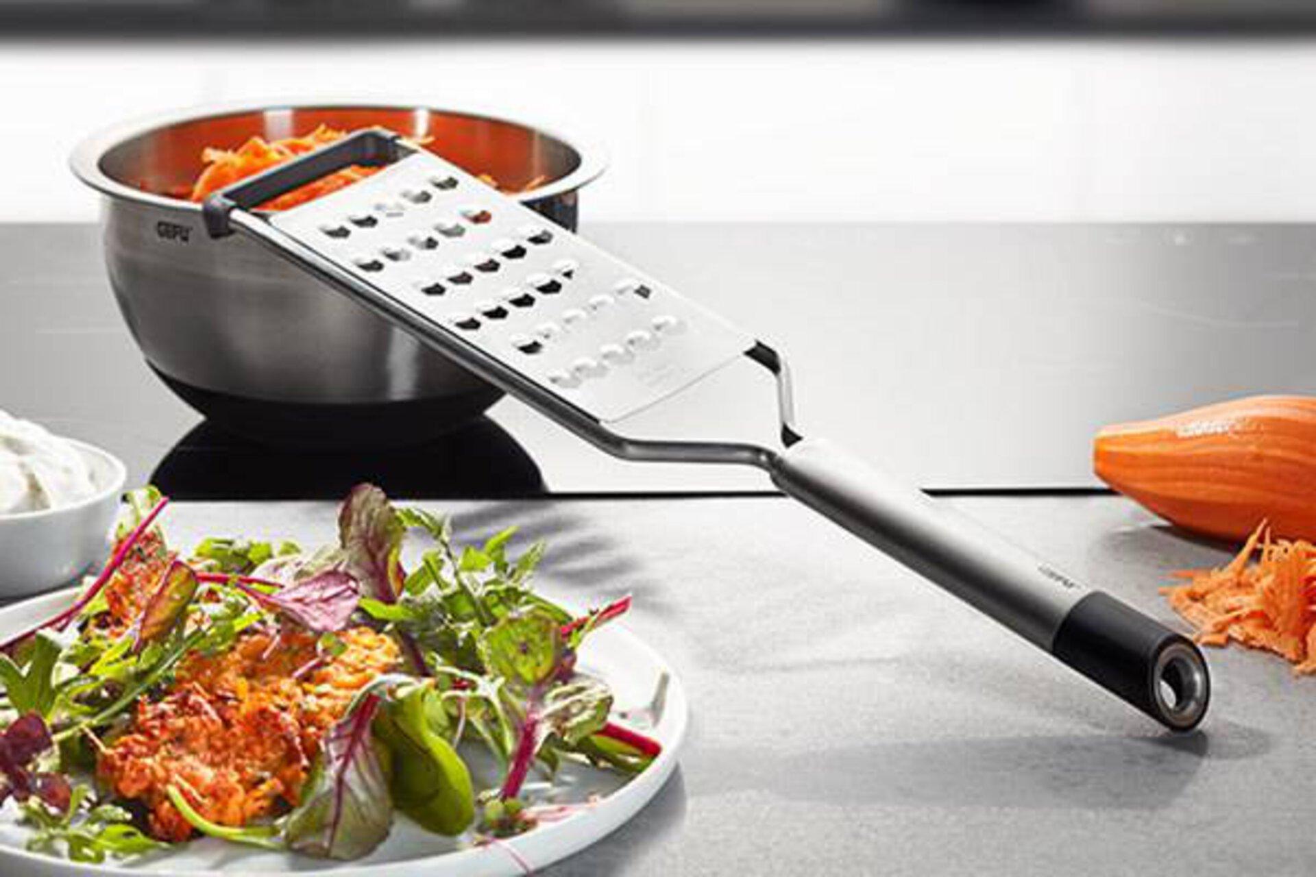 Gemüsereibe als Küchenzubehör