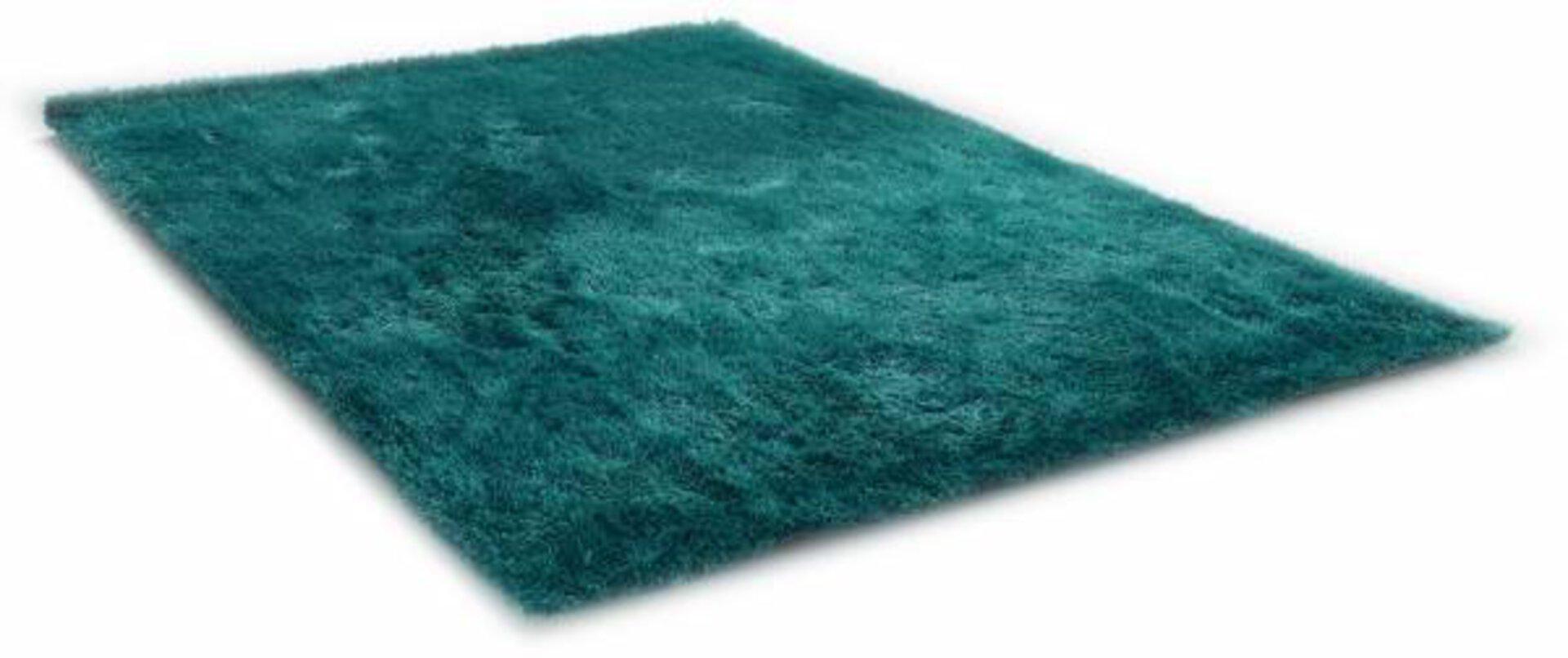 Hochflorteppich Soft Tom Tailor Textil 65 x 130 cm