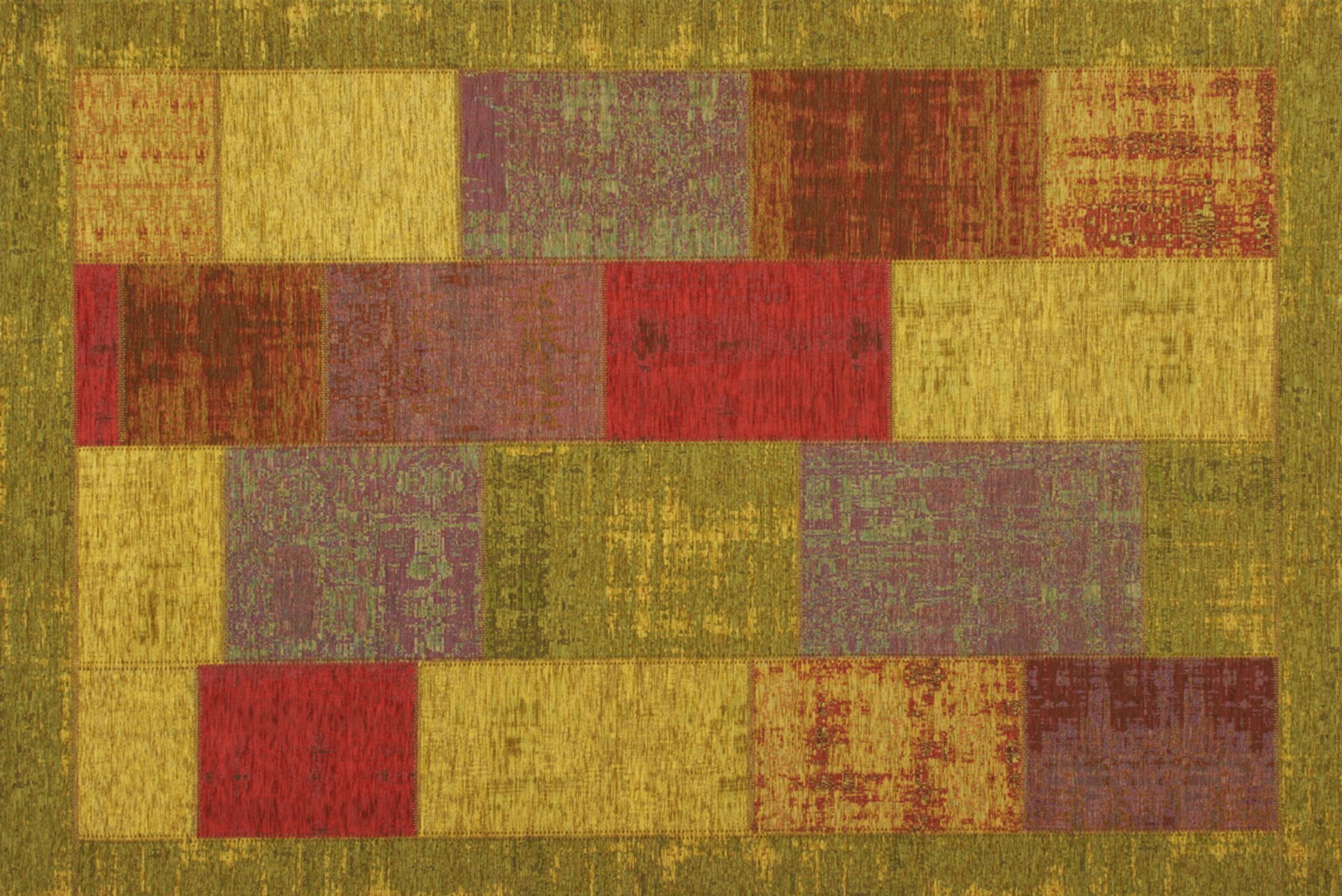 Maschinenwebteppich Delicate Karpi Textil mehrfarbig 155 x 230 cm