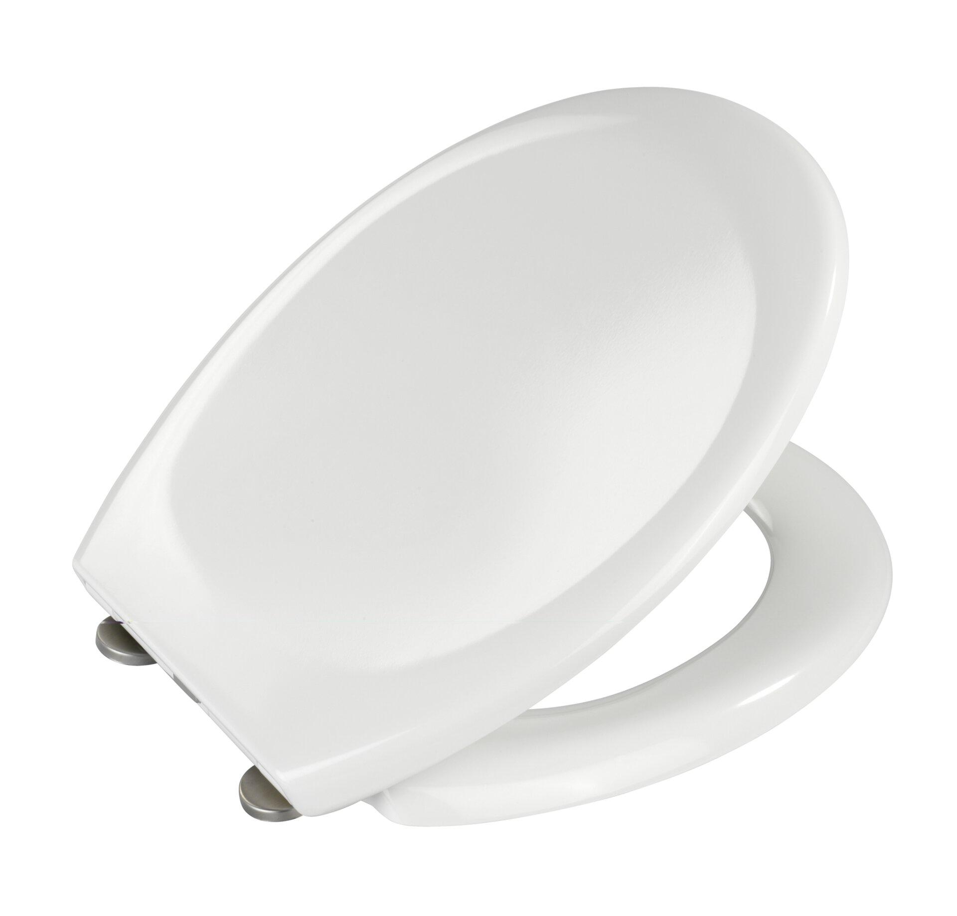 WC-Zubehör Ottana Wenko Kunststoff weiß 37 x 44 cm