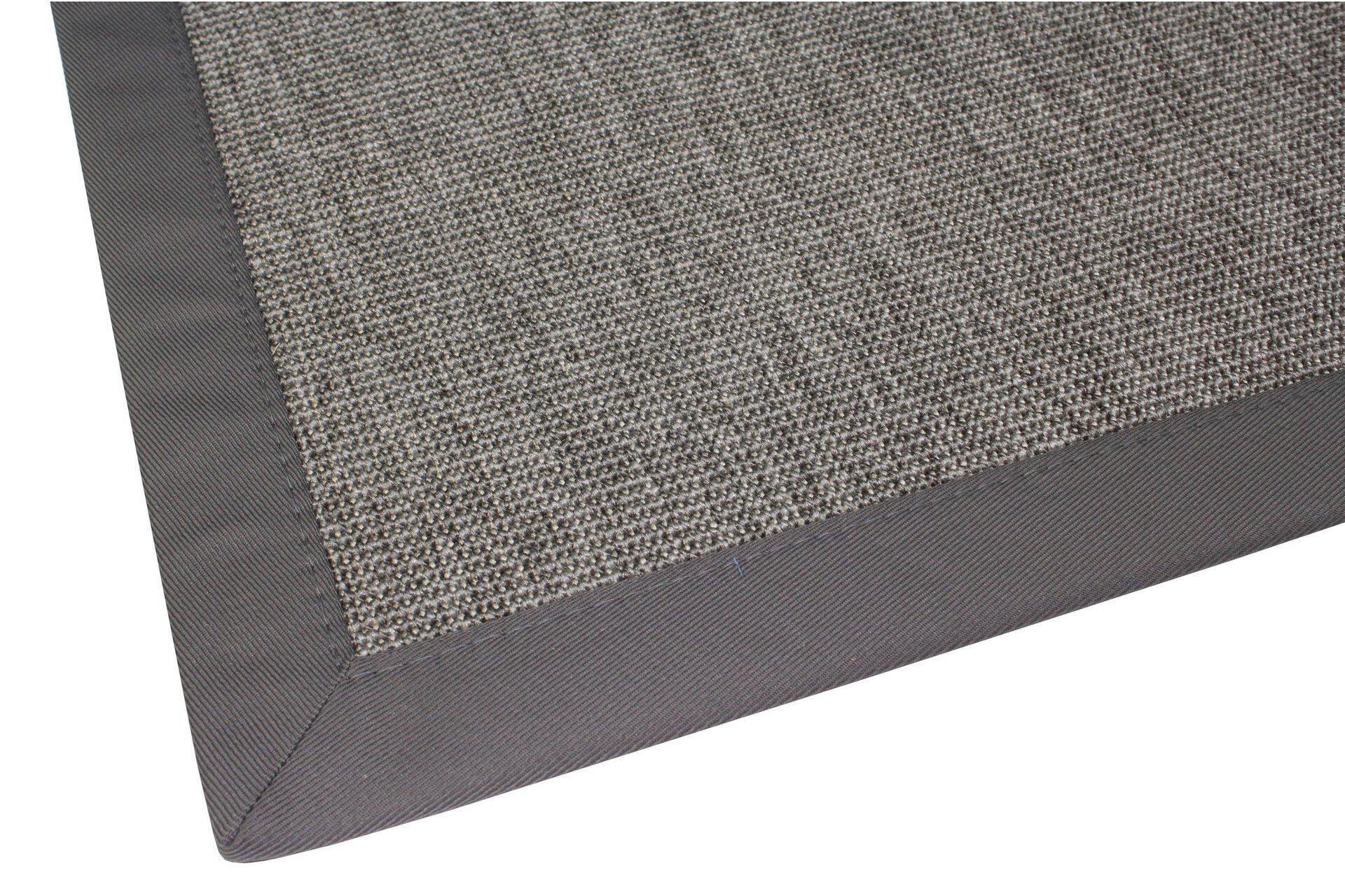 Outdoorteppich Naturino Rips DEKOWE Textil grau