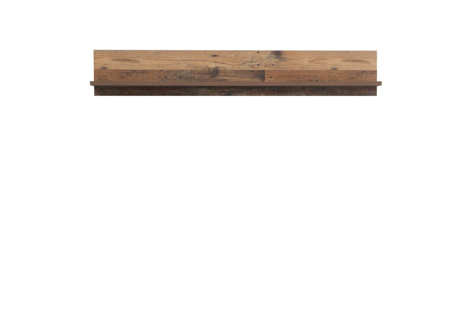 Garderobenpaneel CLIF CELECT Holzwerkstoff mehrfarbig 22 x 26 x 160 cm