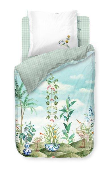 Bettwäsche PIP STUDIO Textil weiß