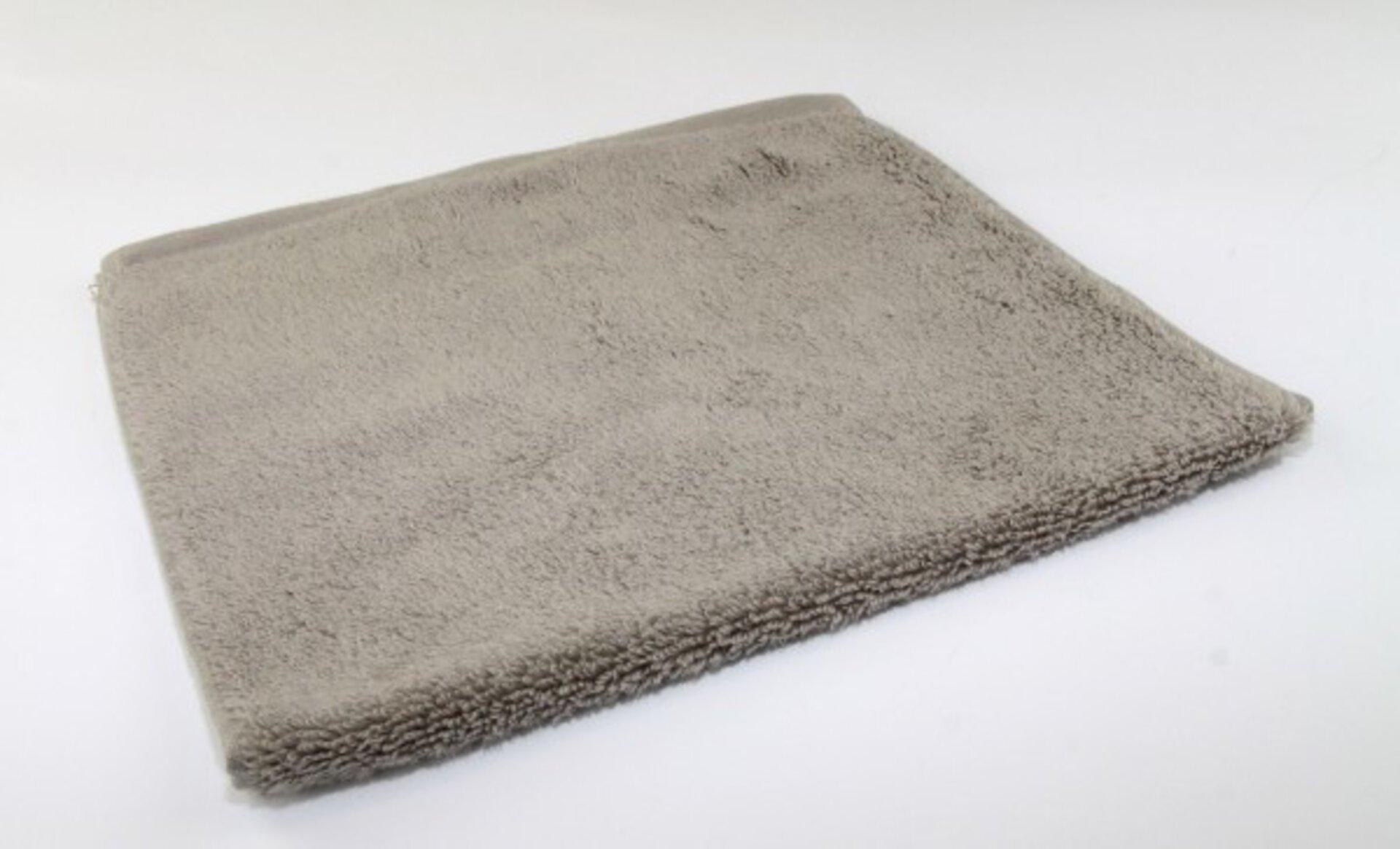 Seiftuch Organic Kenborg Textil braun 30 x 30 cm