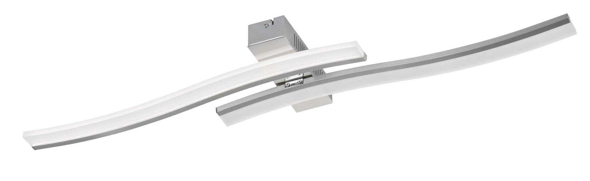 Deckenleuchte Beam Fischer-Honsel Metall 20 x 7 x 87 cm