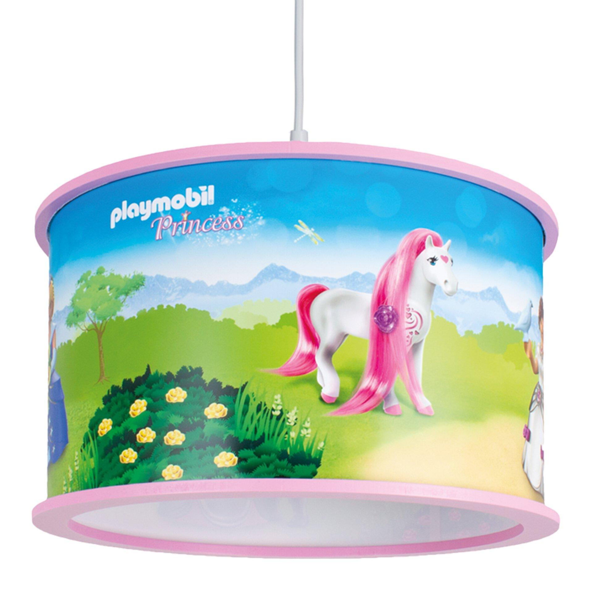 Hängeleuchte Playmobil Princess Elobra Holz mehrfarbig 40 x 25 x 40 cm