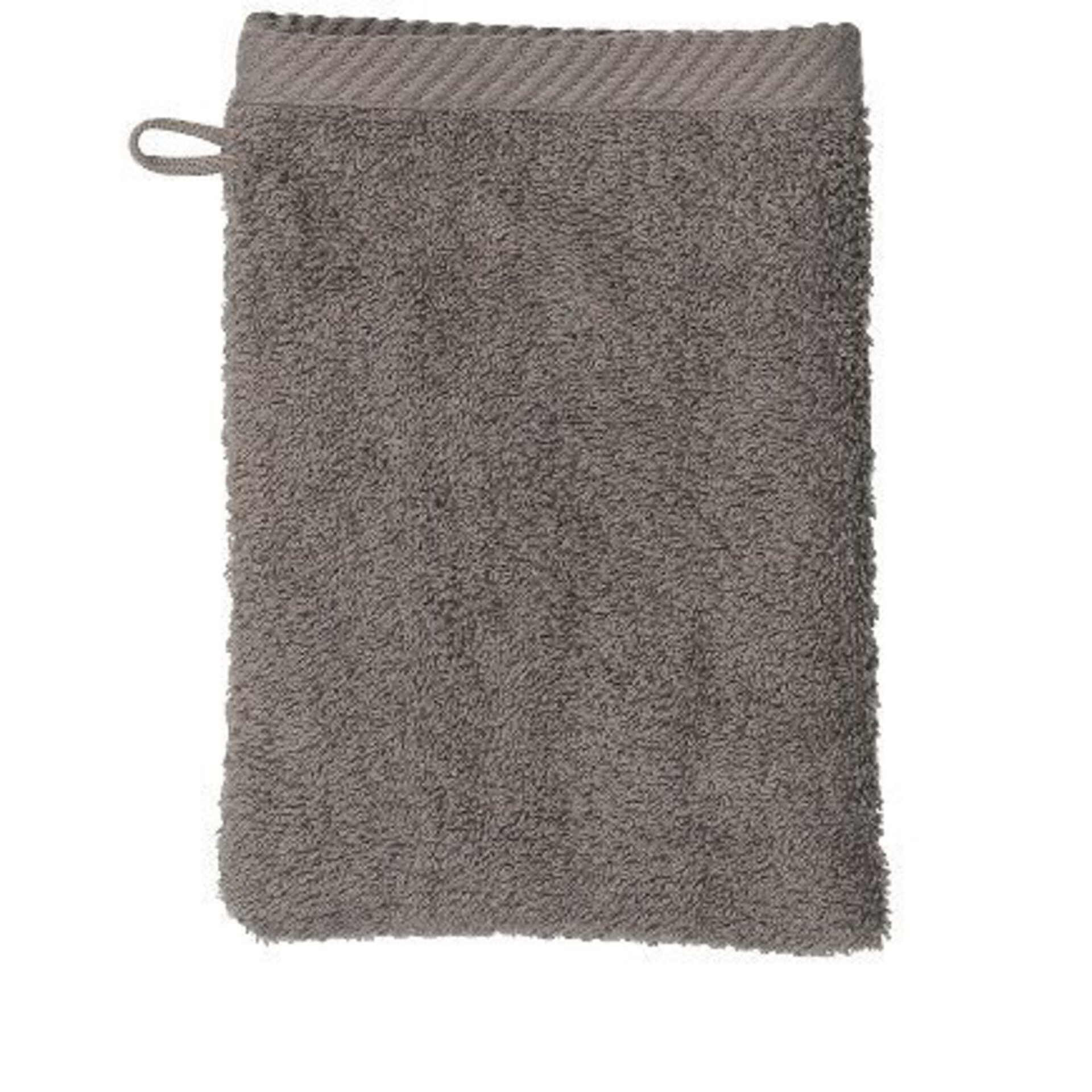 Waschhandschuh Ladessa Kela Textil grau